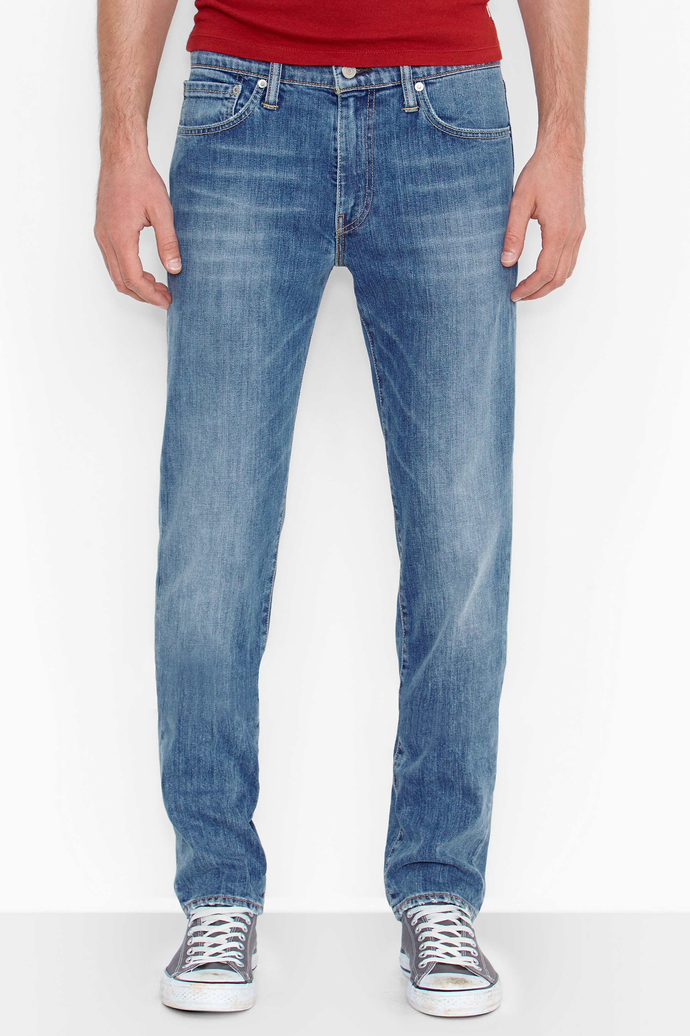 Levi's 511 Jeans Slim Fit Light Denim 1096 foto 4