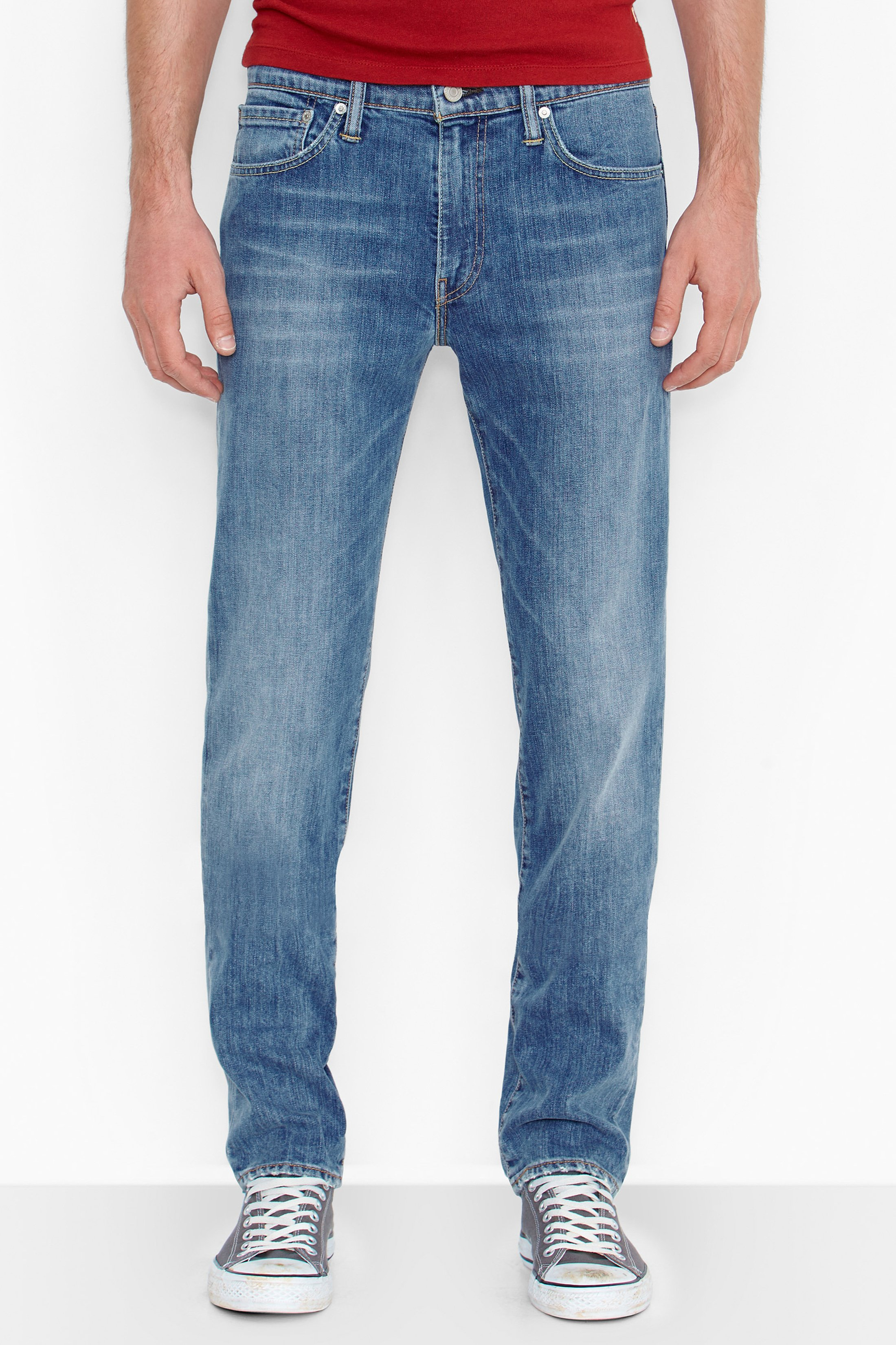 Levi's 511 Jeans Slim Fit Light Denim 1096