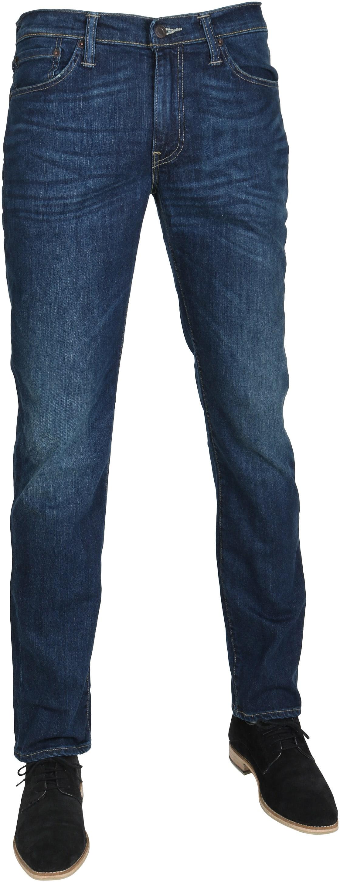Levi's 511 Spijkerbroek Slim Fit 0709 foto 0