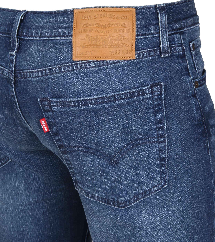 Levi's 511 TM Jeans Indigo foto 3