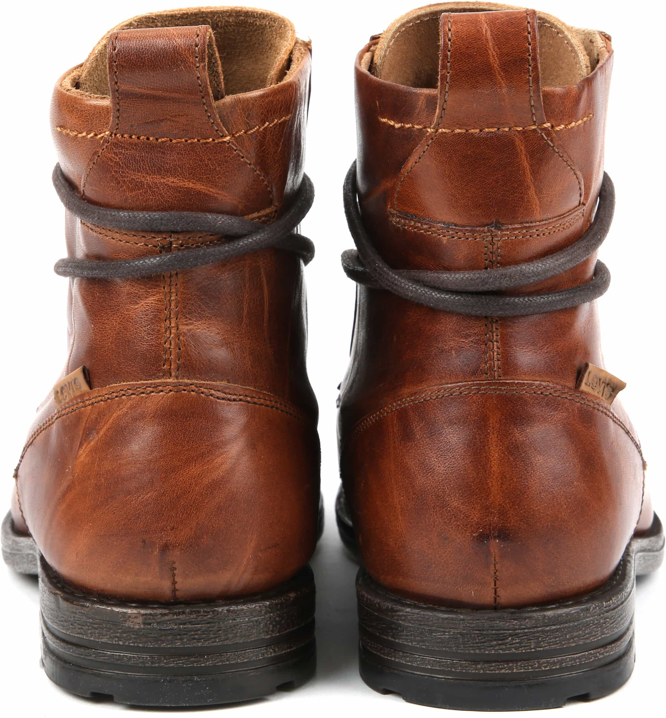 Levi's Boots Emerson Brown Lether foto 2