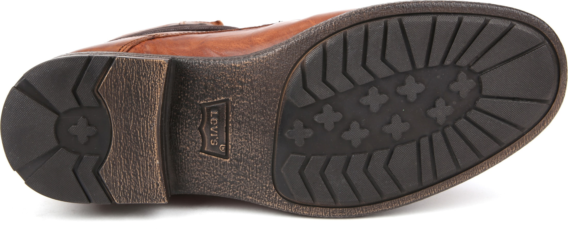 Levi's Boots Emerson Brown Lether foto 4