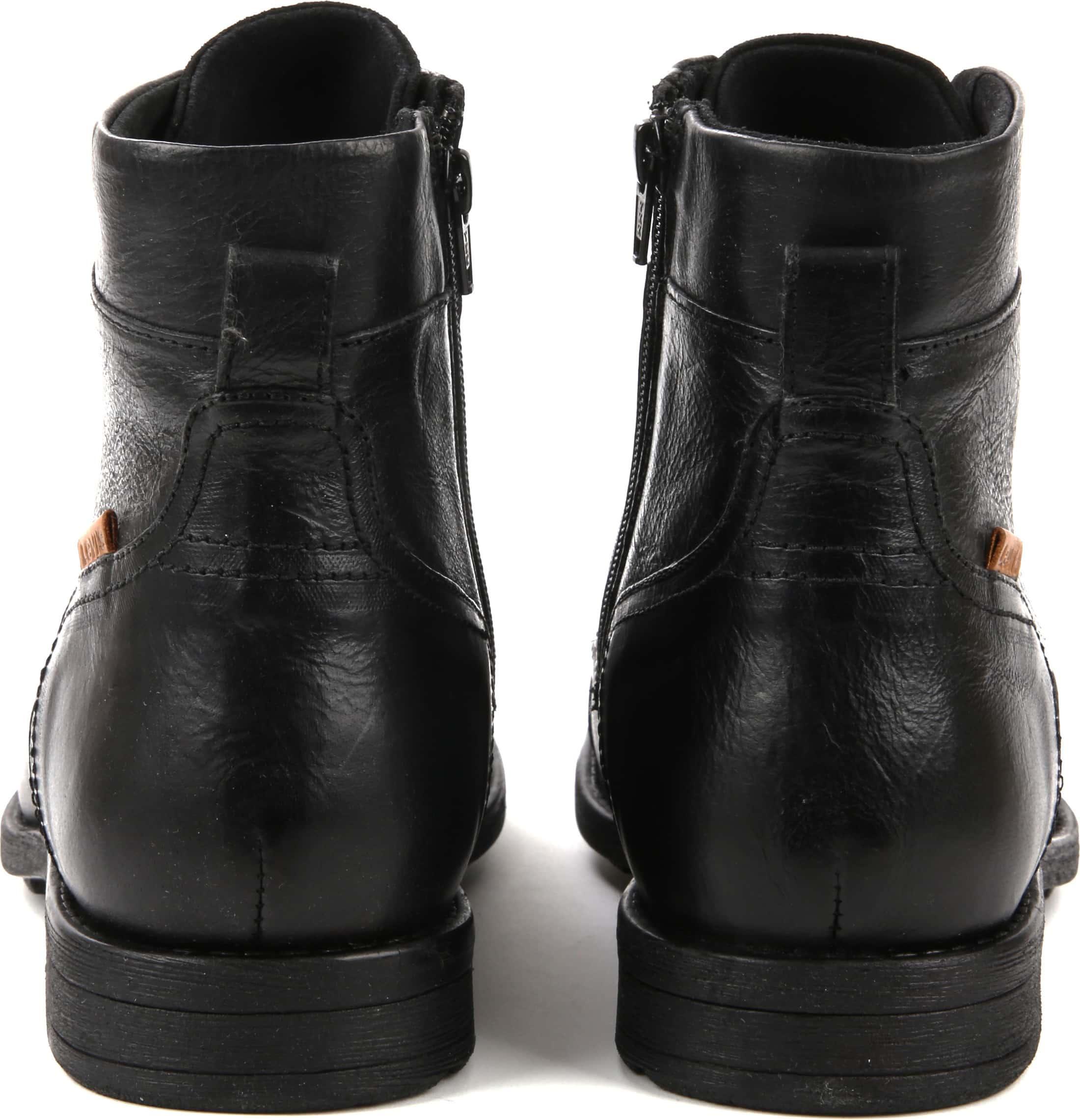 Levi's Boots Reddinger Zwart foto 5