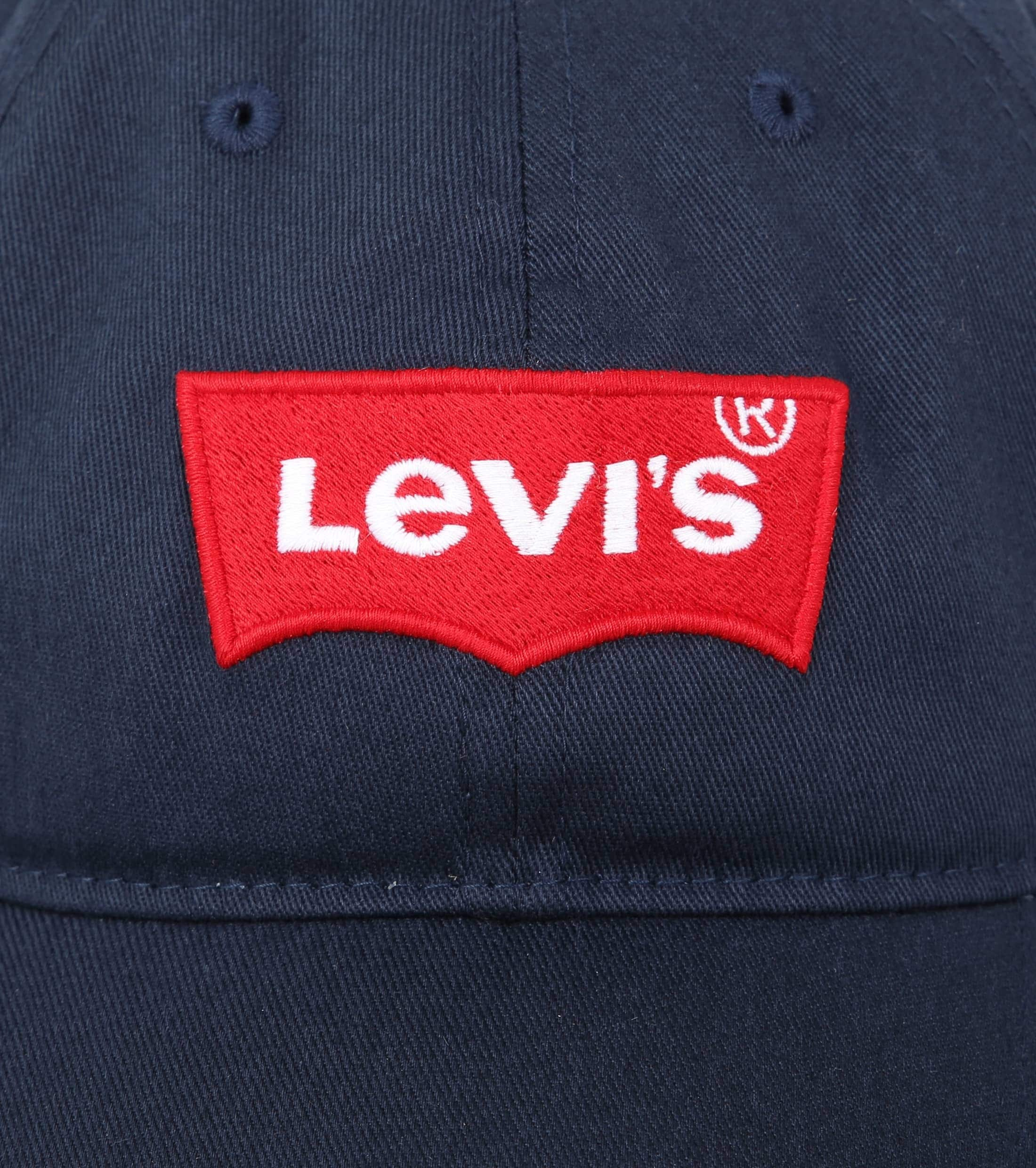 Levi's Cap Flex Navy foto 1