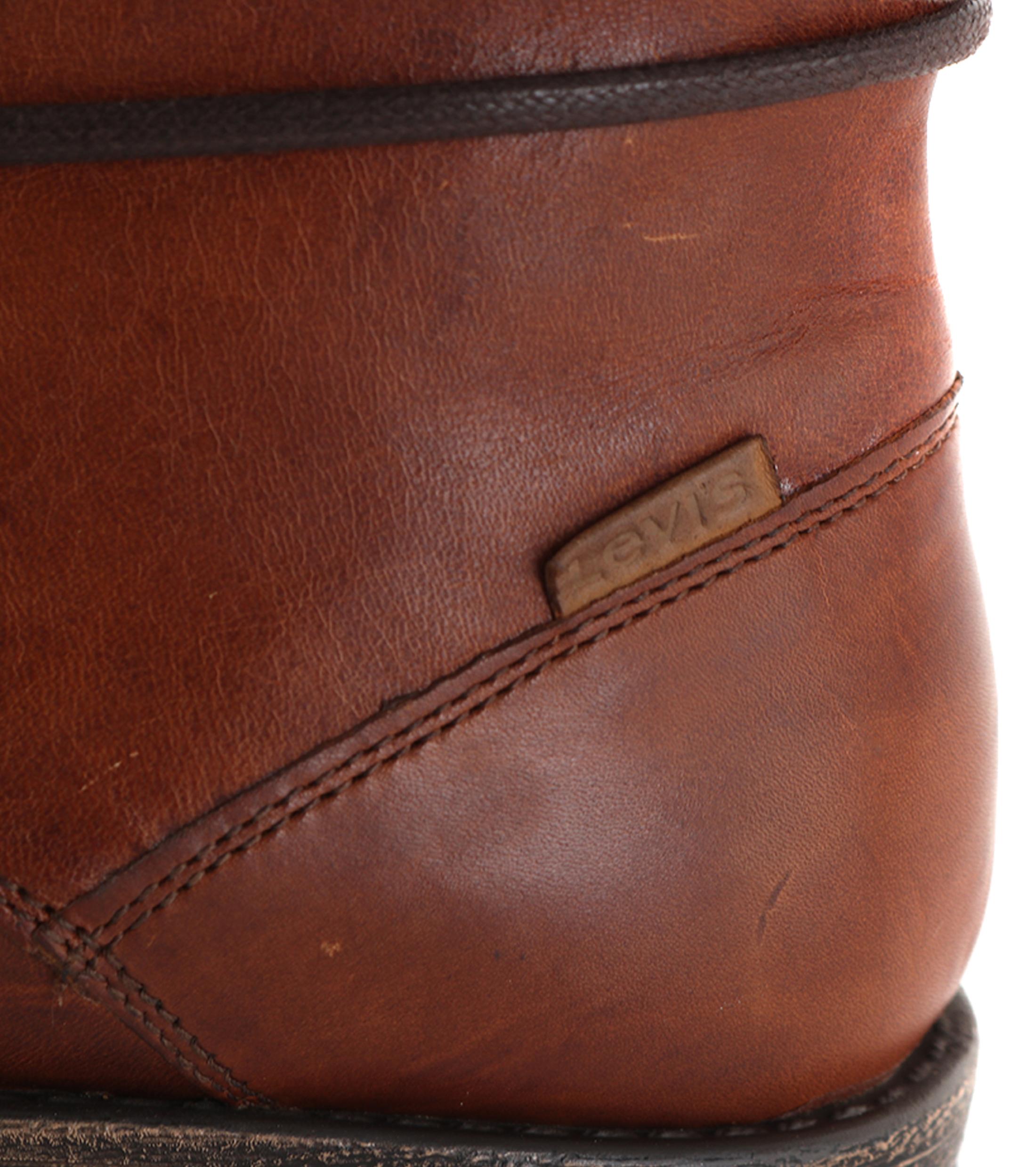Levi's Emerson Boots Cognac foto 2