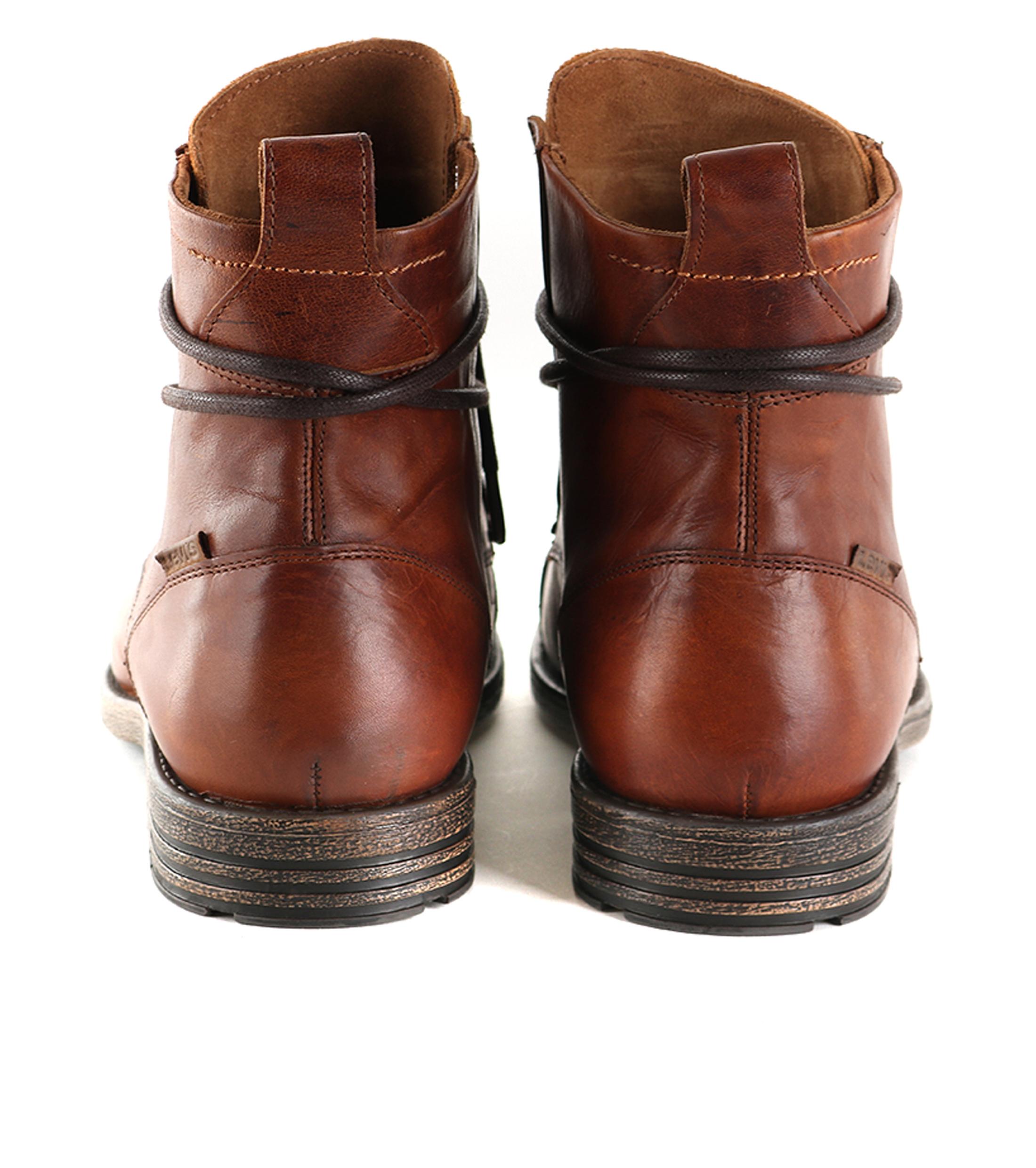e27615862d8 Levi's Emerson Boots Cognac | Suitable