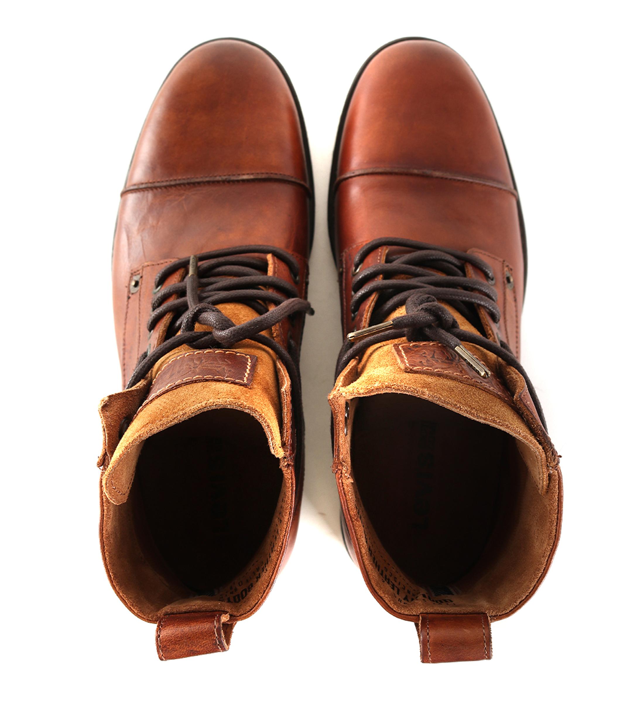 Levi's Emerson Boots Cognac foto 4
