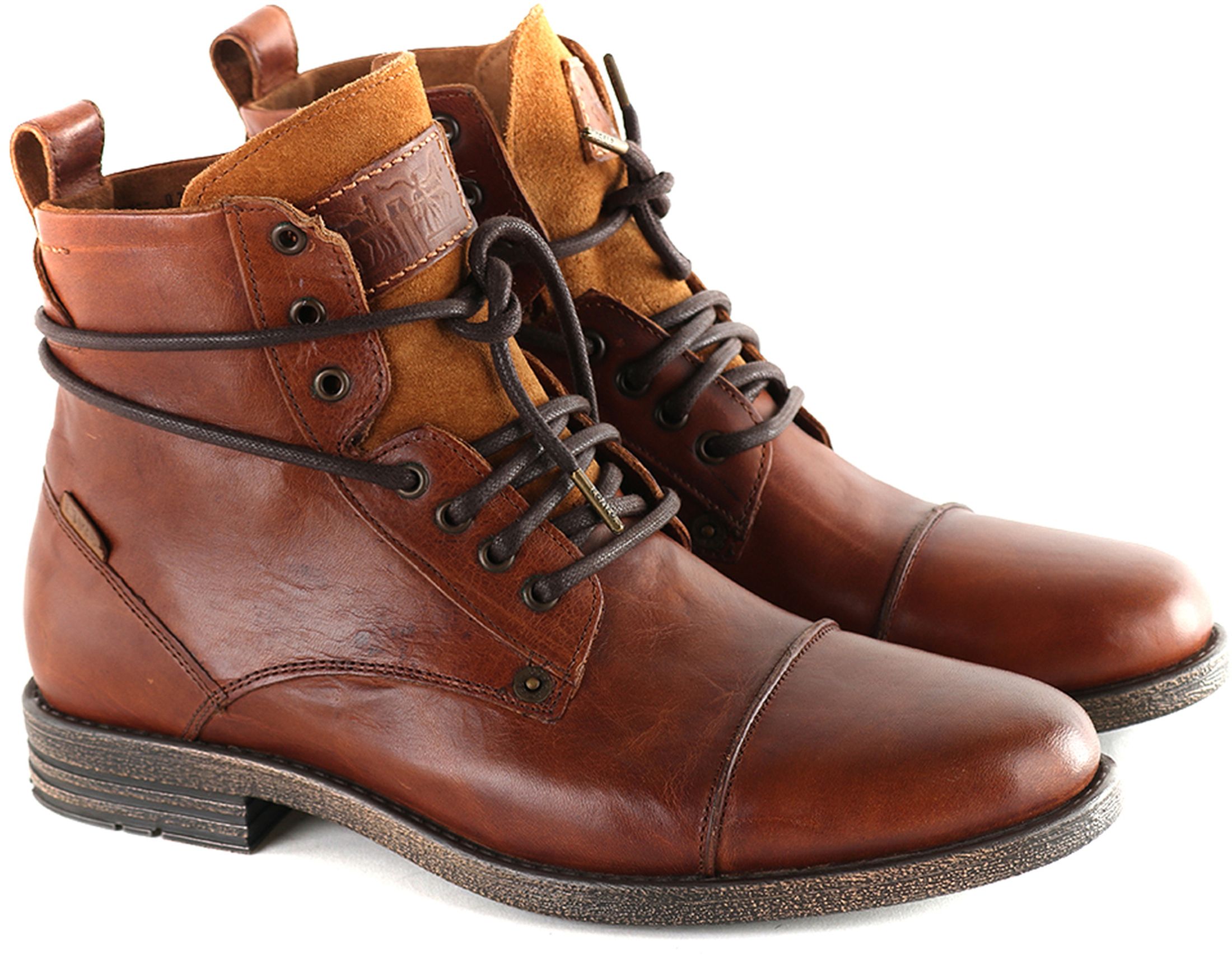 Levi's Emerson Boots Cognac foto 0