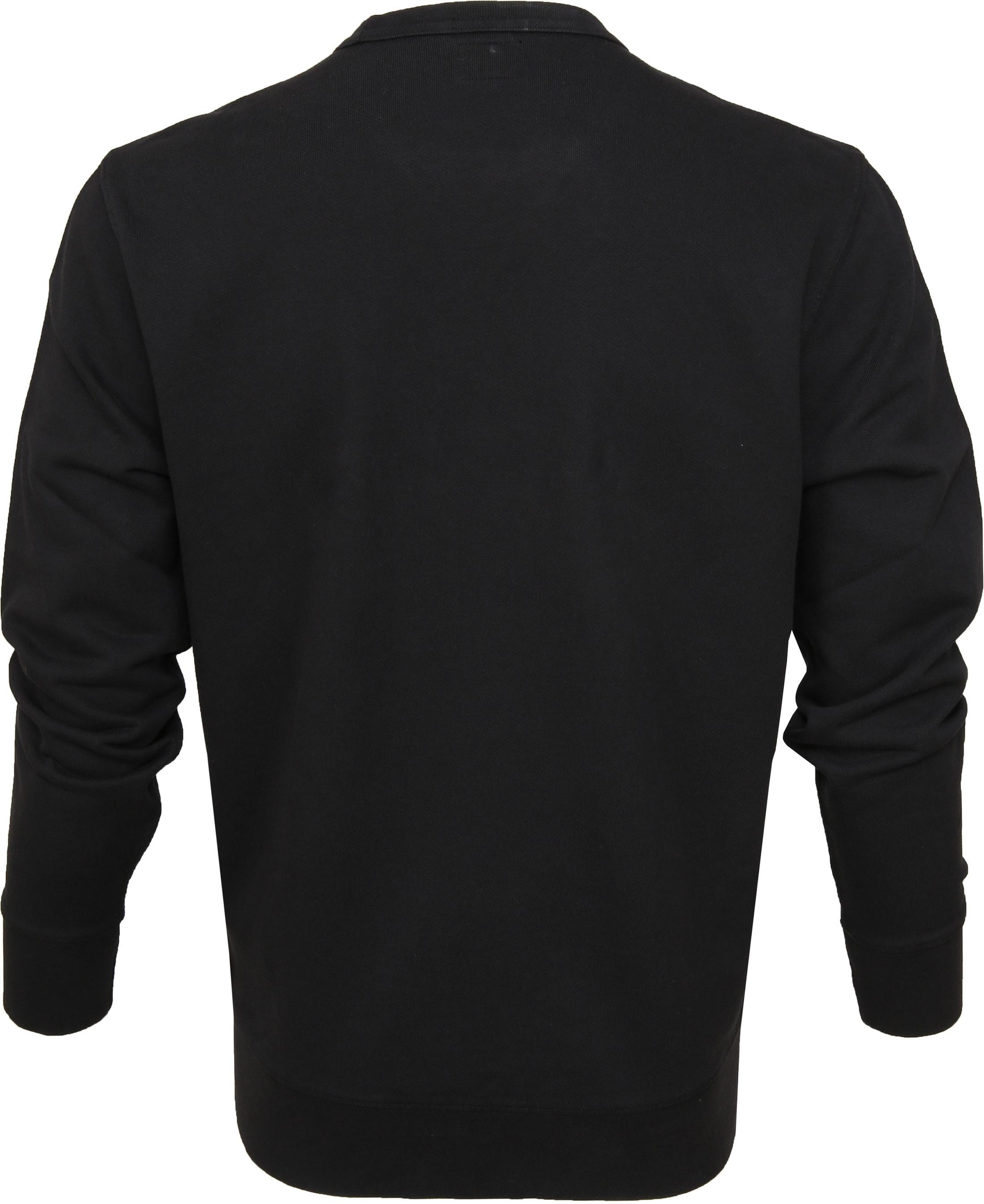 Levi's Graphic Miniral Sweater Zwart foto 2