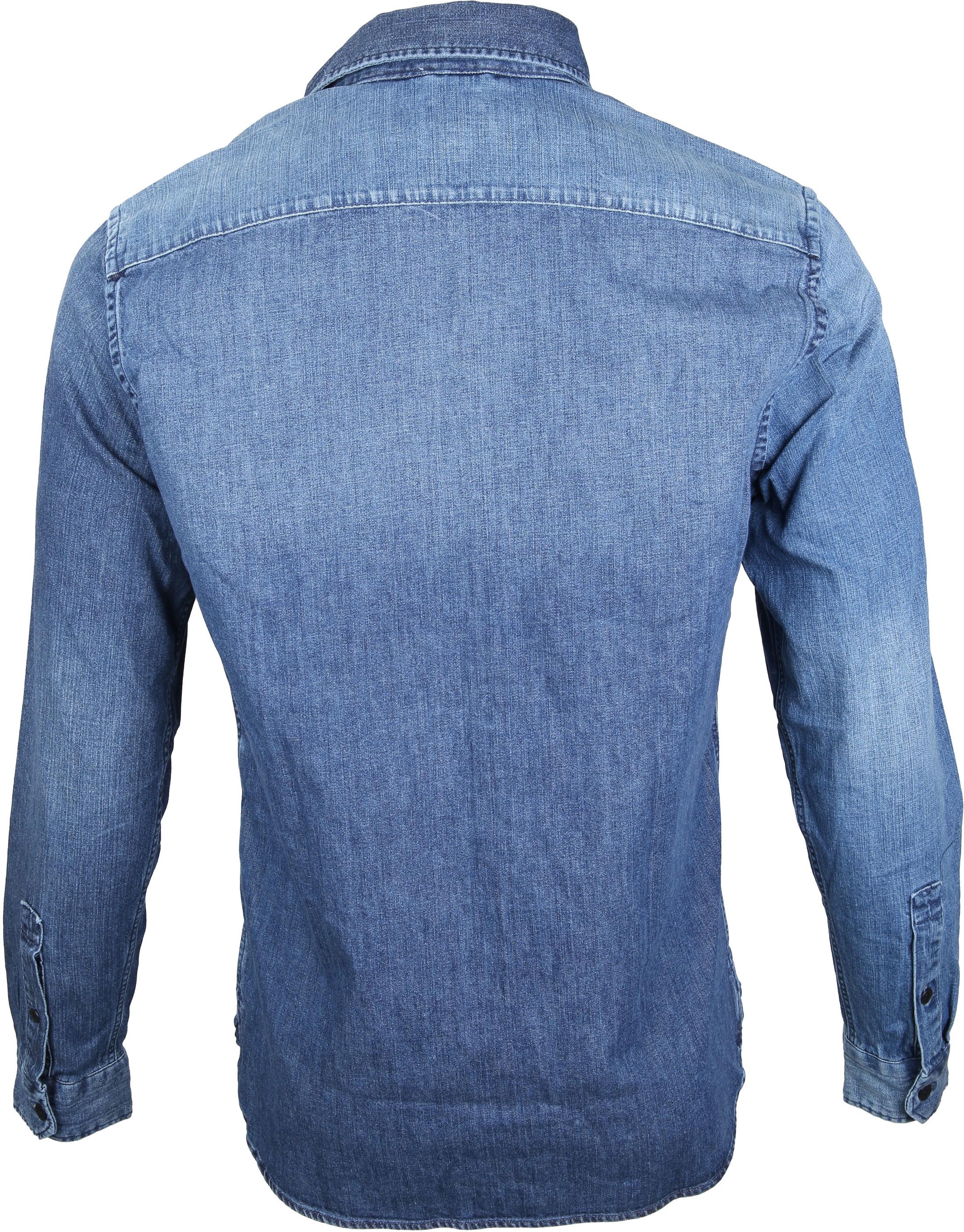 Levi's Jackson Worker Overhemd Washed foto 4