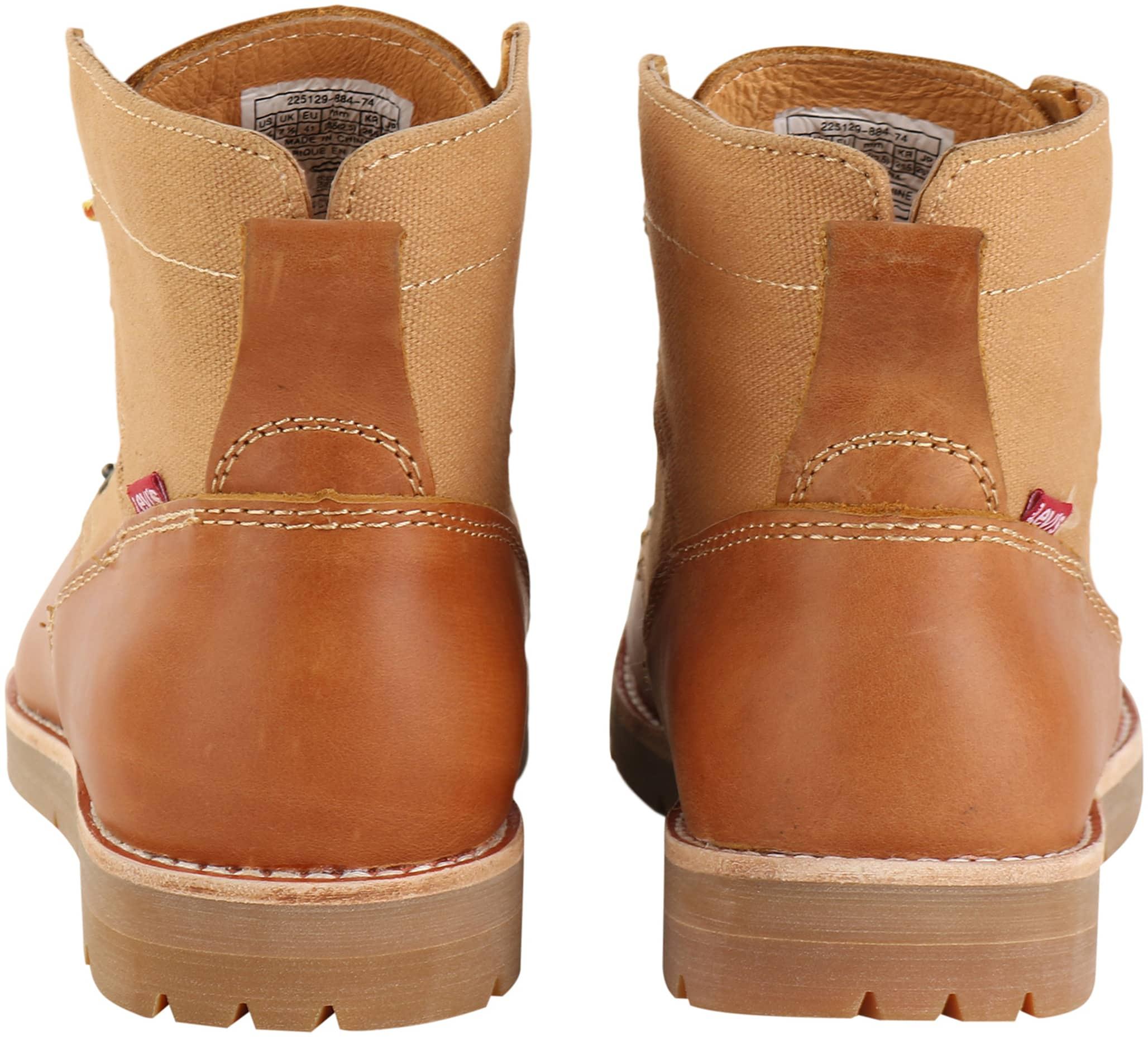 Levi's Jax Boots Cognac foto 4