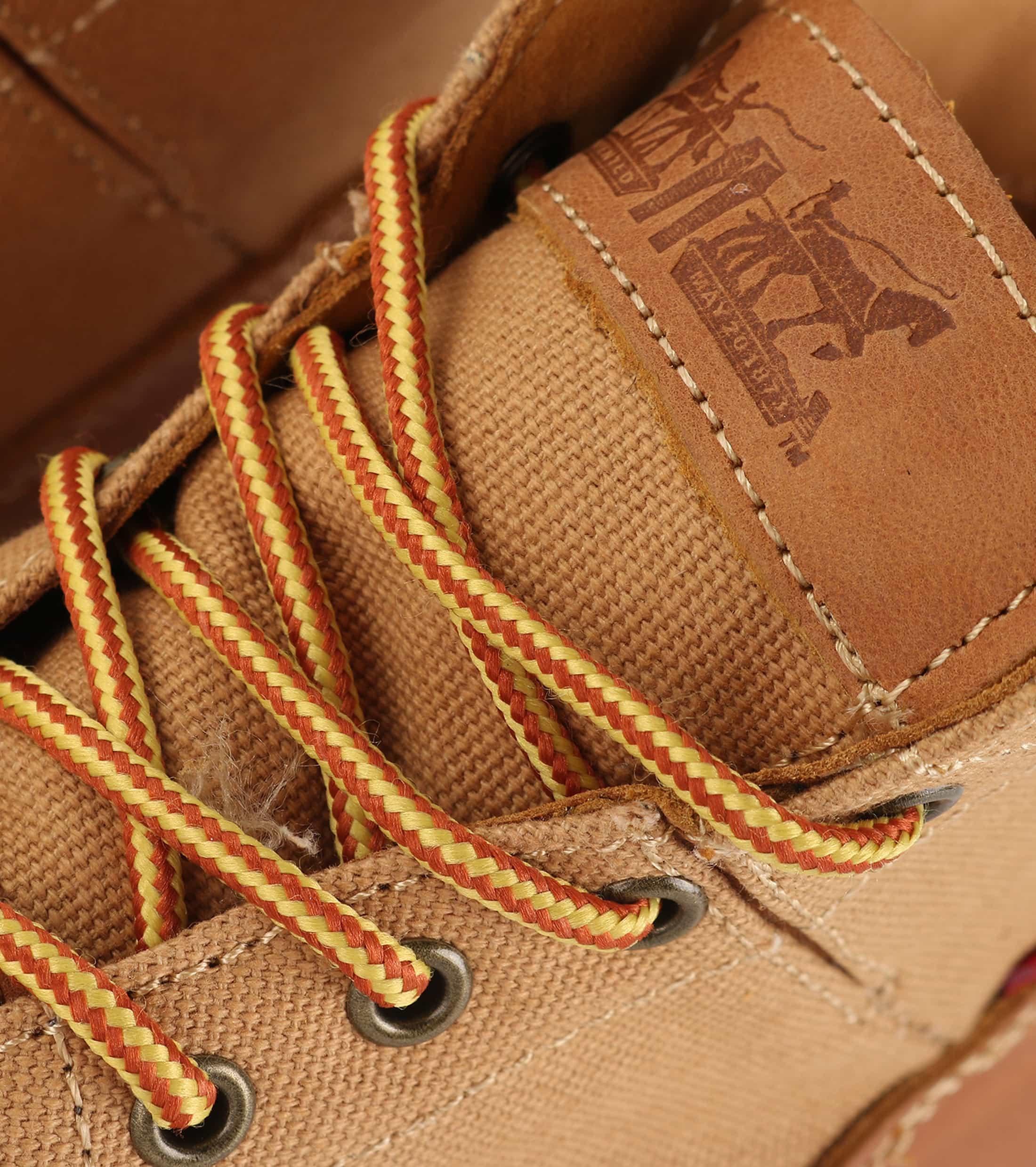 Levi's Jax Boots Cognac foto 1