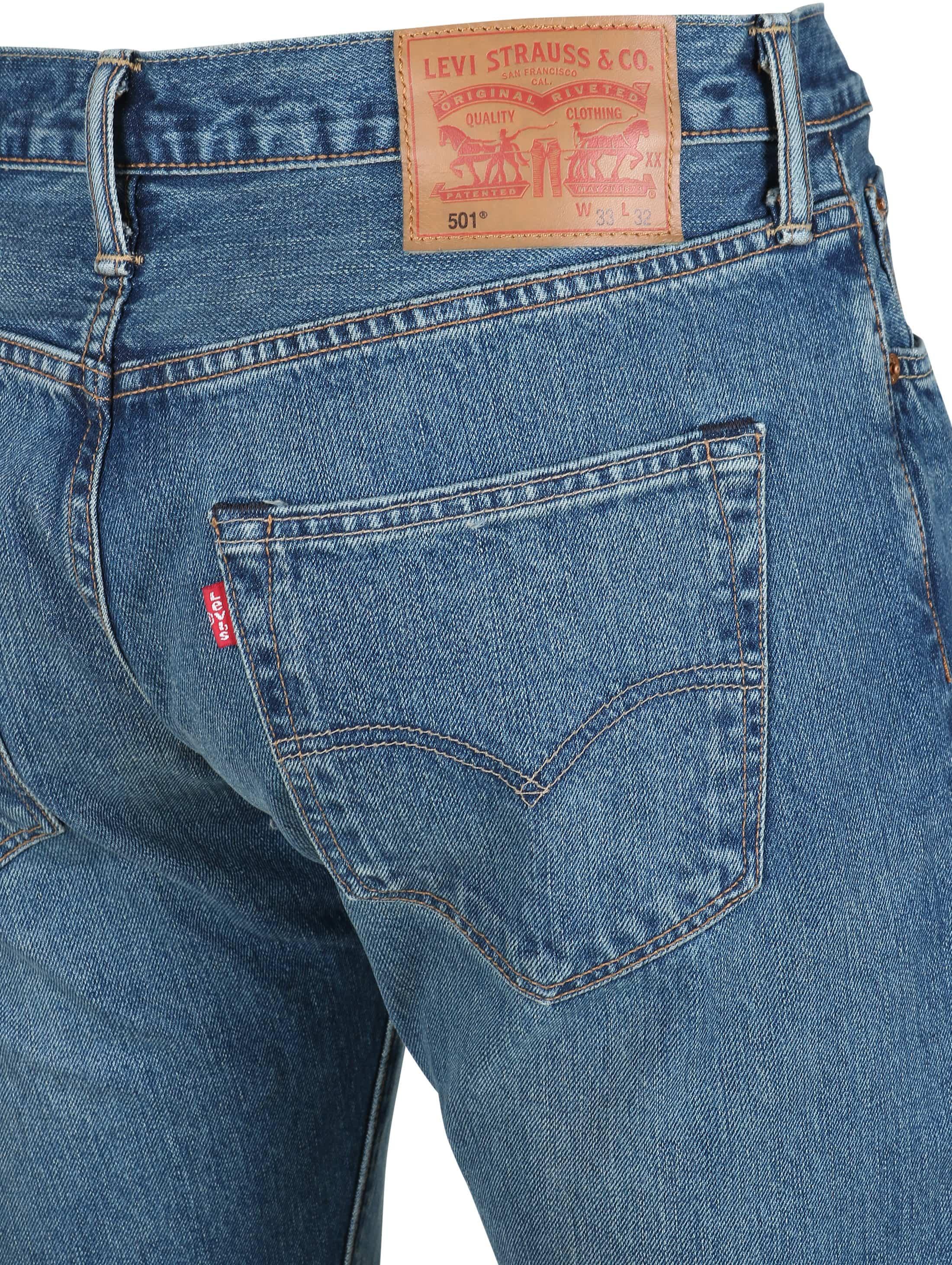 Levi's Jeans 501 Original 1307 Hook foto 1