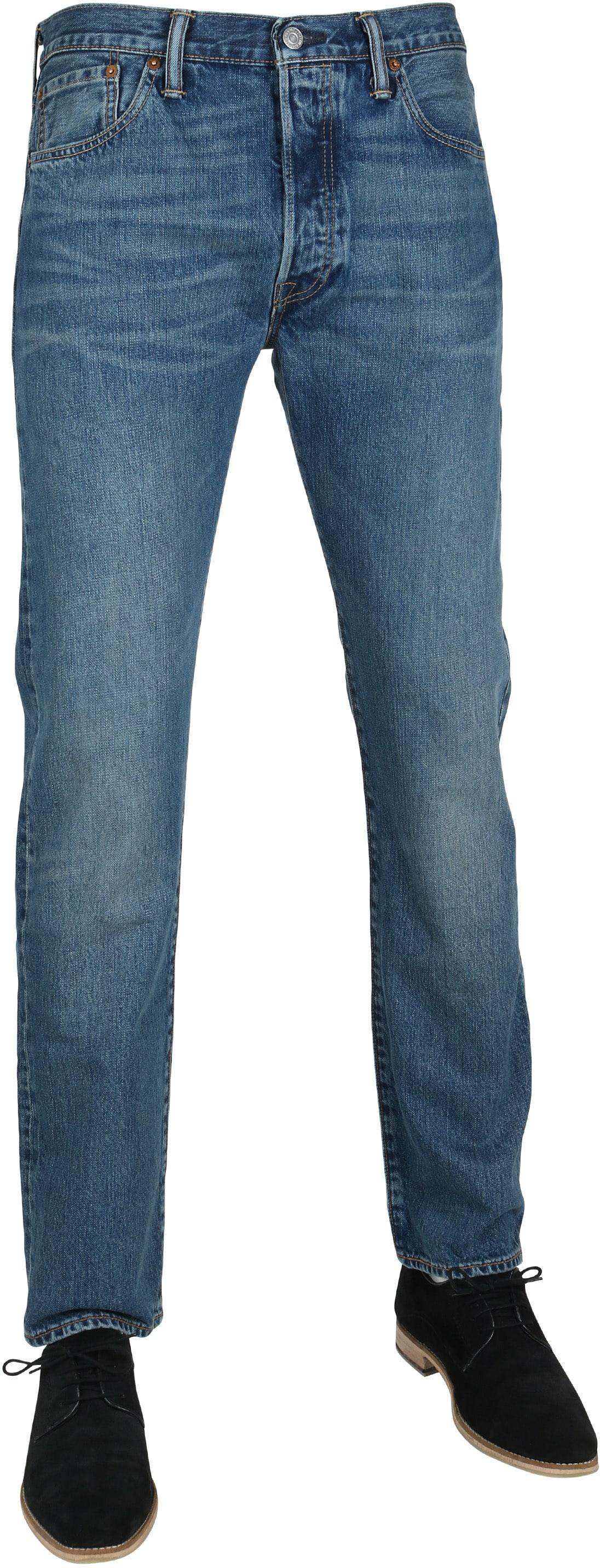 Levi's Jeans 501 Original 1307 Hook foto 0