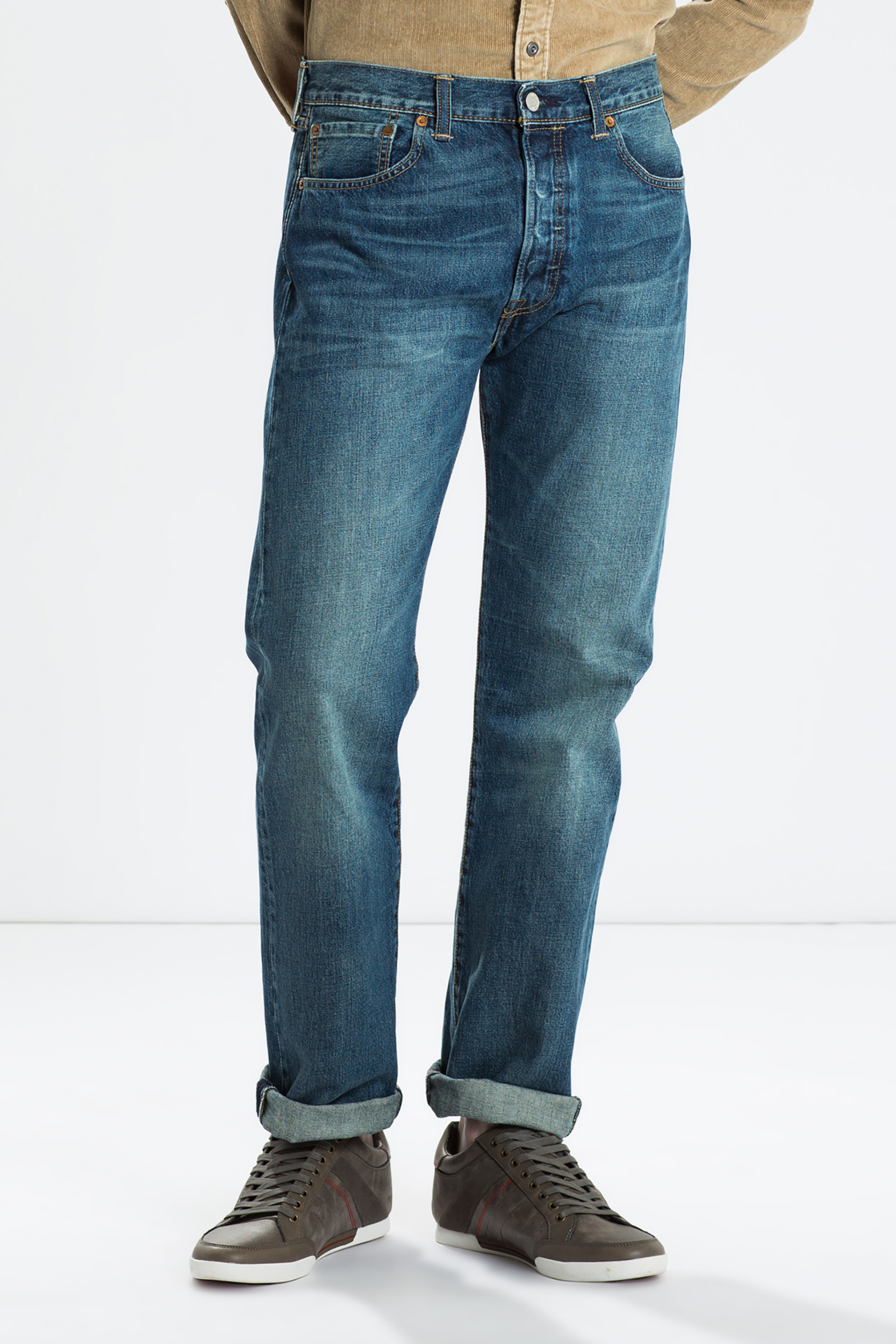 Levi's Jeans 501 Original 1307 Hook foto 4