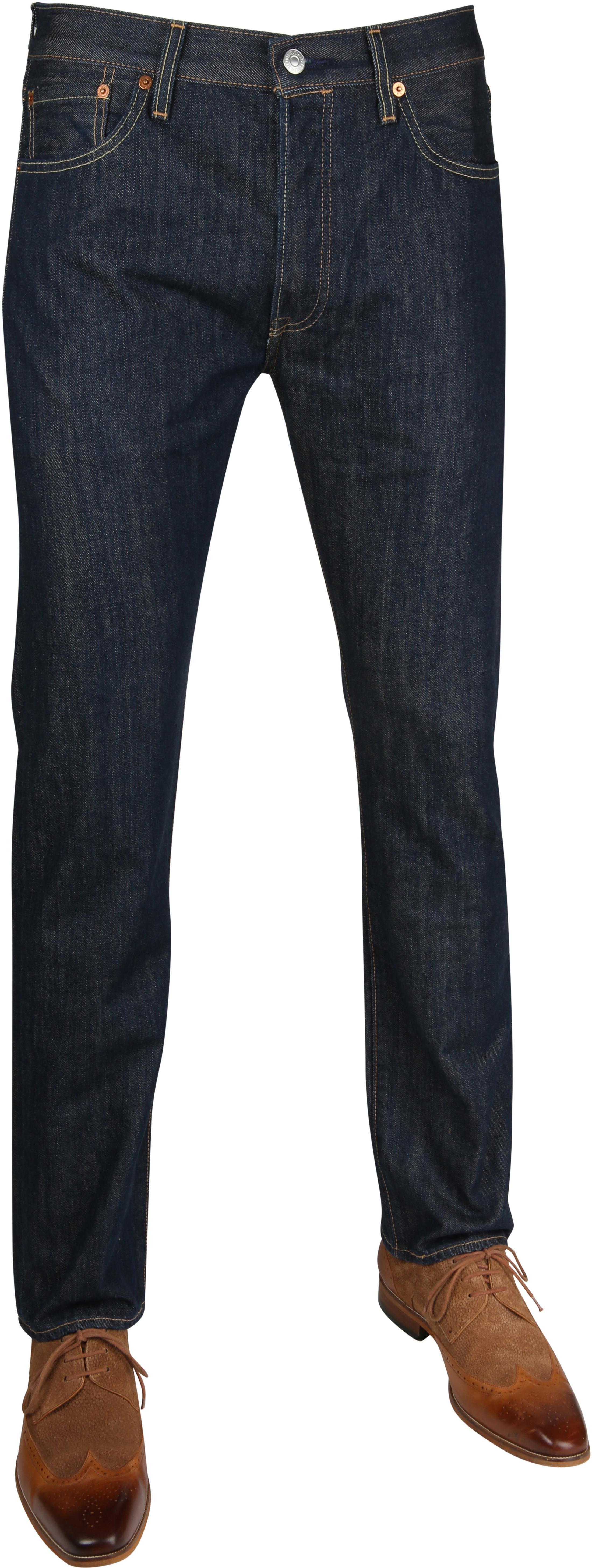 Levi's Jeans 501 Original Fit 0162 foto 0
