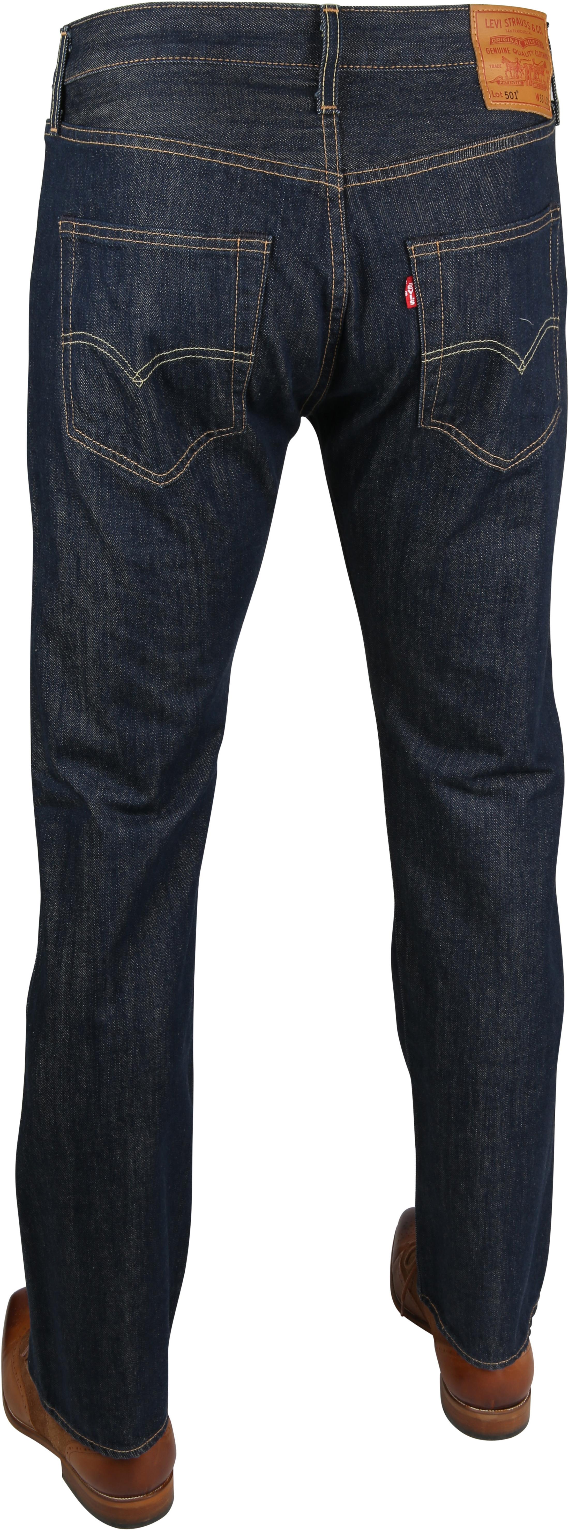 Levi's Jeans 501 Original Fit 0162 foto 3
