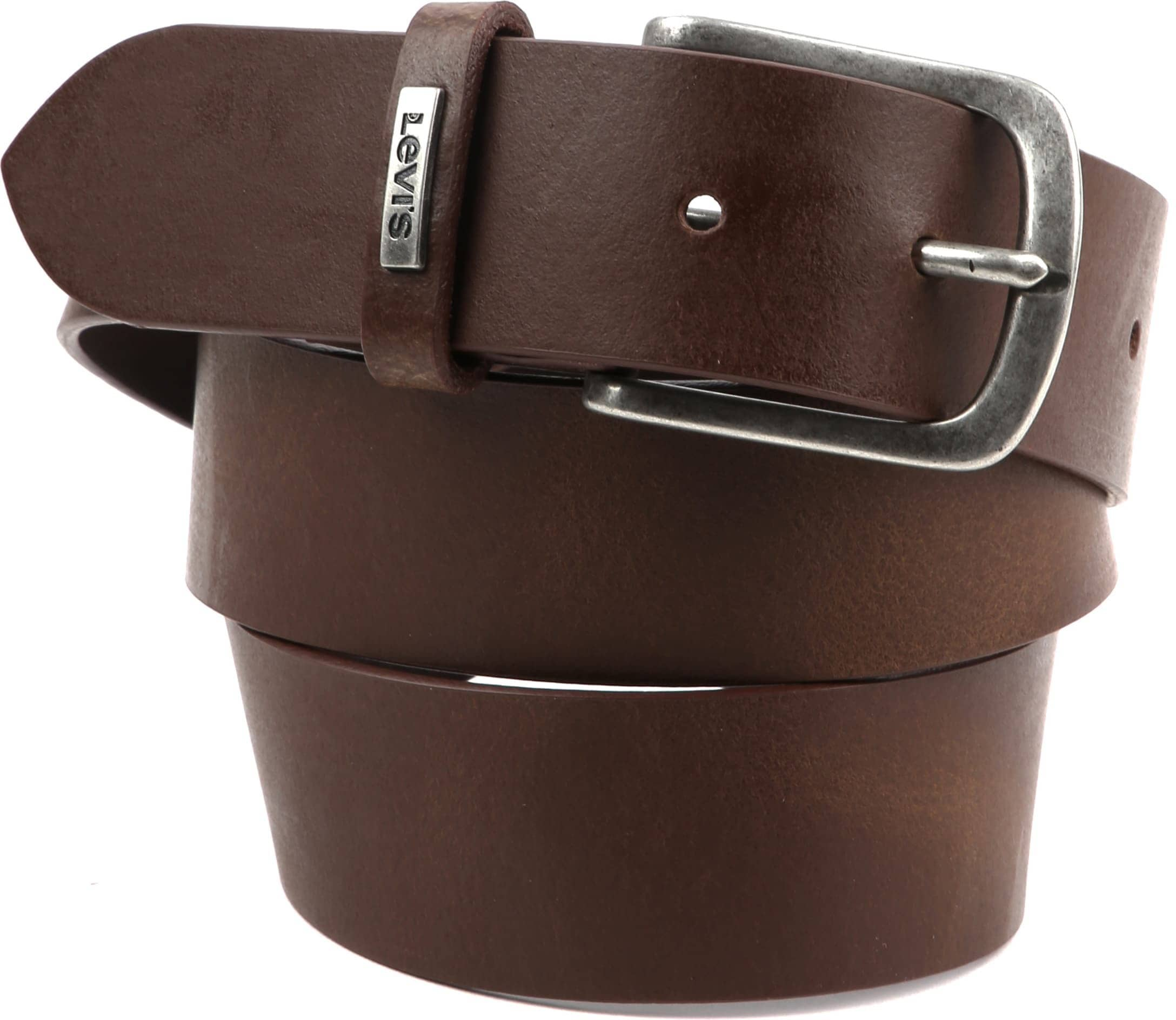 Levi's  Lev 8 Leather Belt Brown foto 0