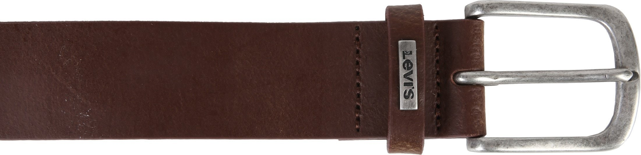 Levi's  Lev 8 Leather Belt Brown foto 1