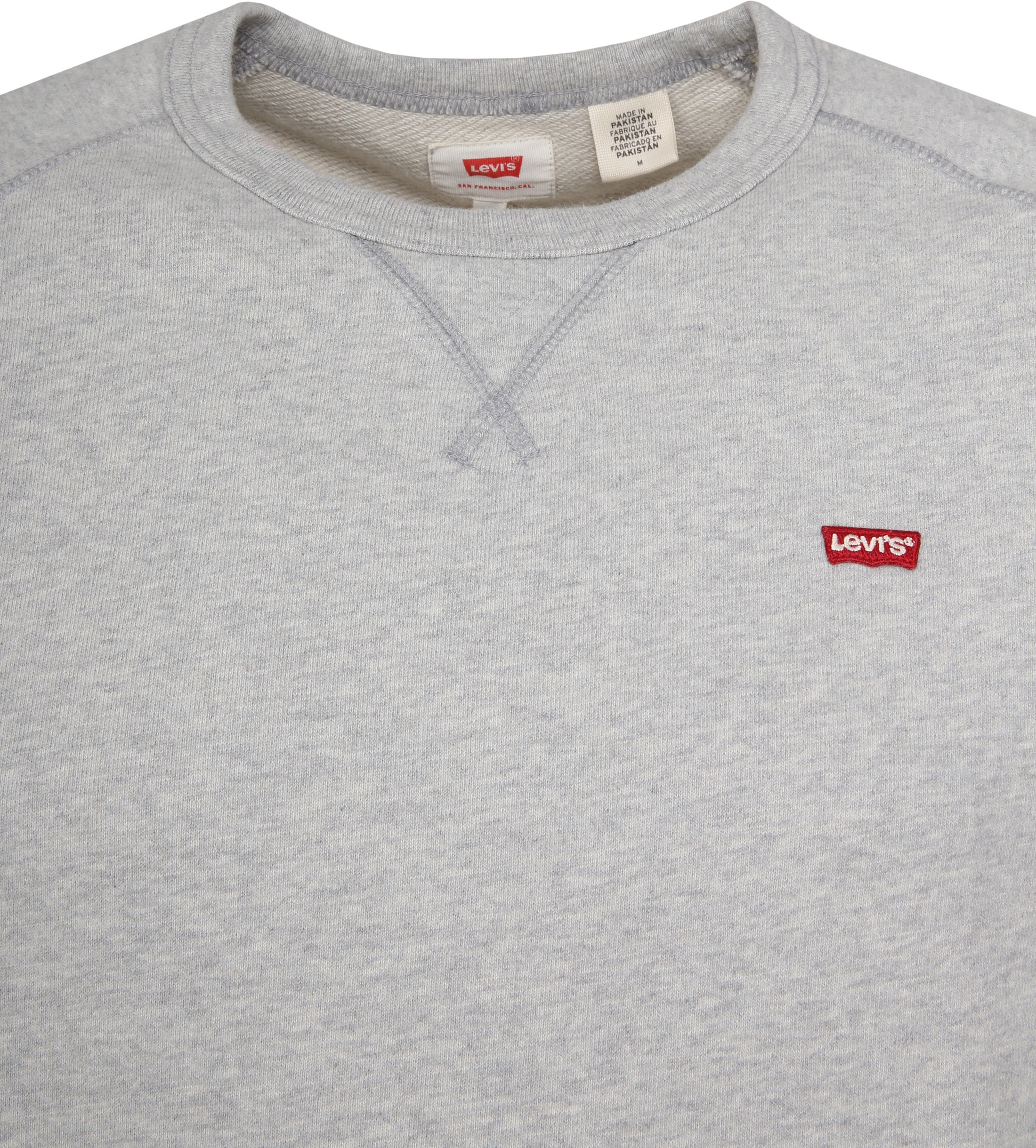 Levi's Original Sweater Grey photo 1