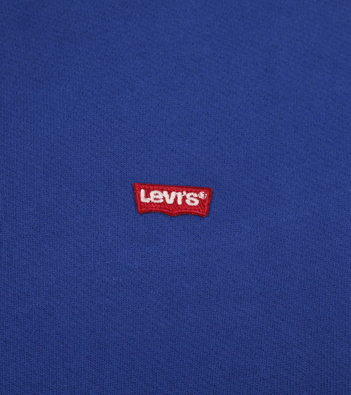 Levi's Original Sweater Indigo Blue photo 2