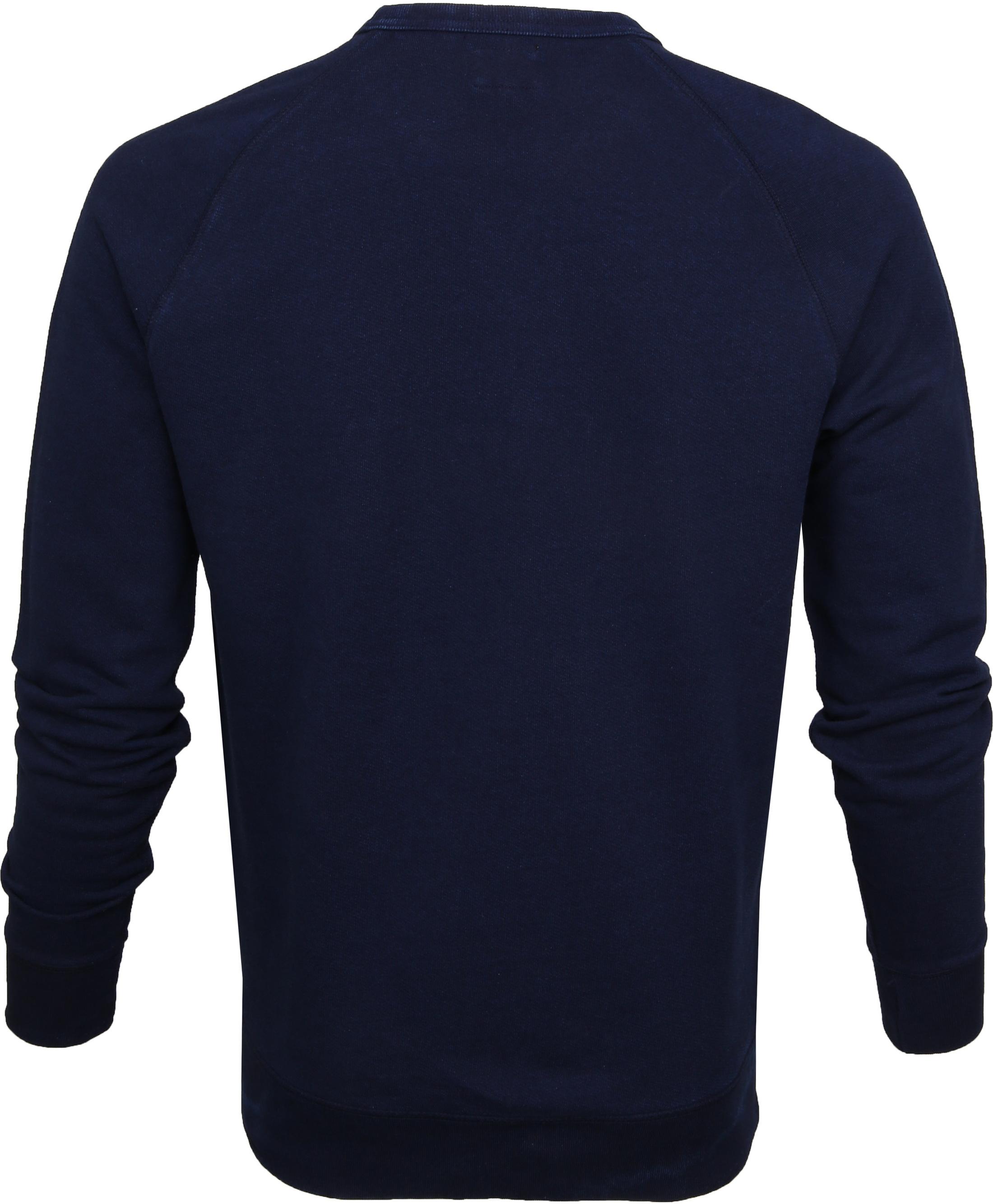 Levi's Original Sweater Navy photo 3