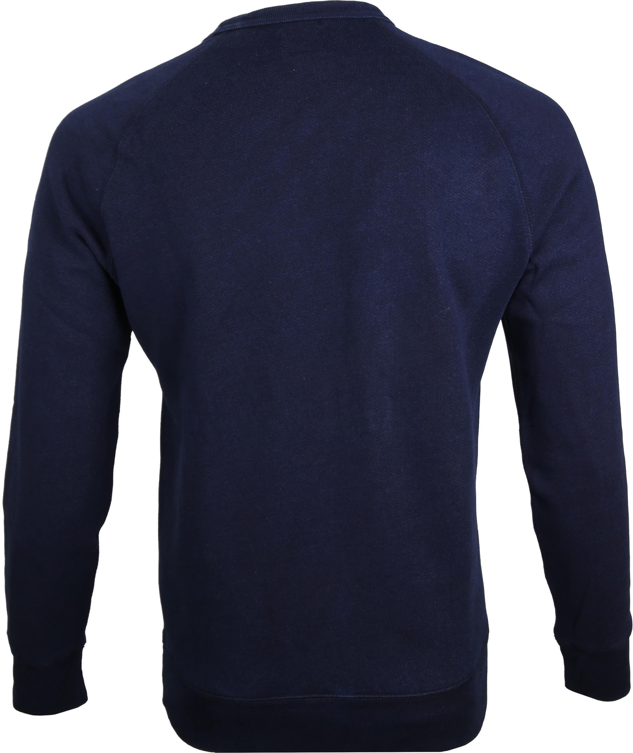 Levi's Original Sweater Navy foto 2