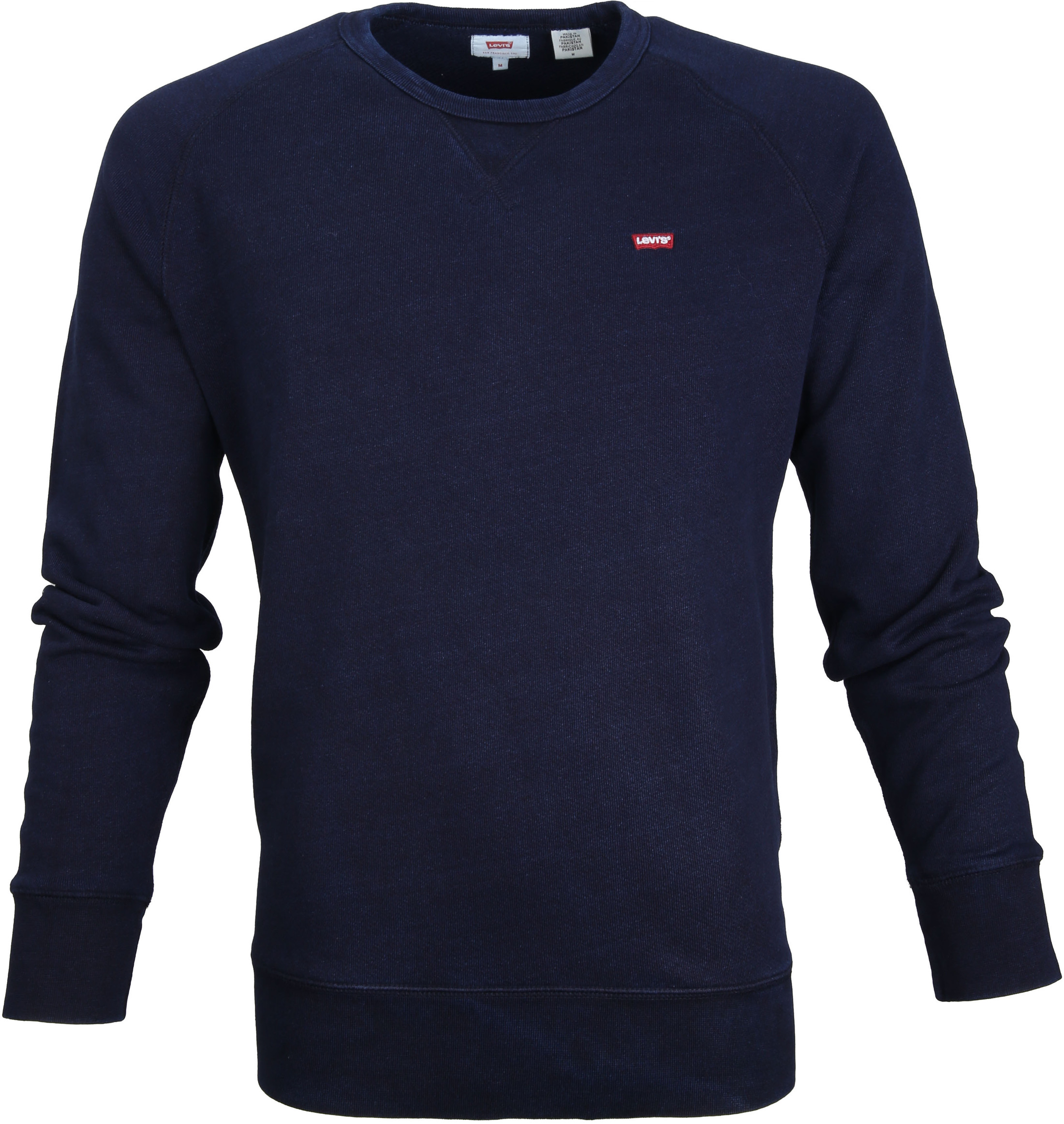 Levi's Original Sweater Navy foto 0