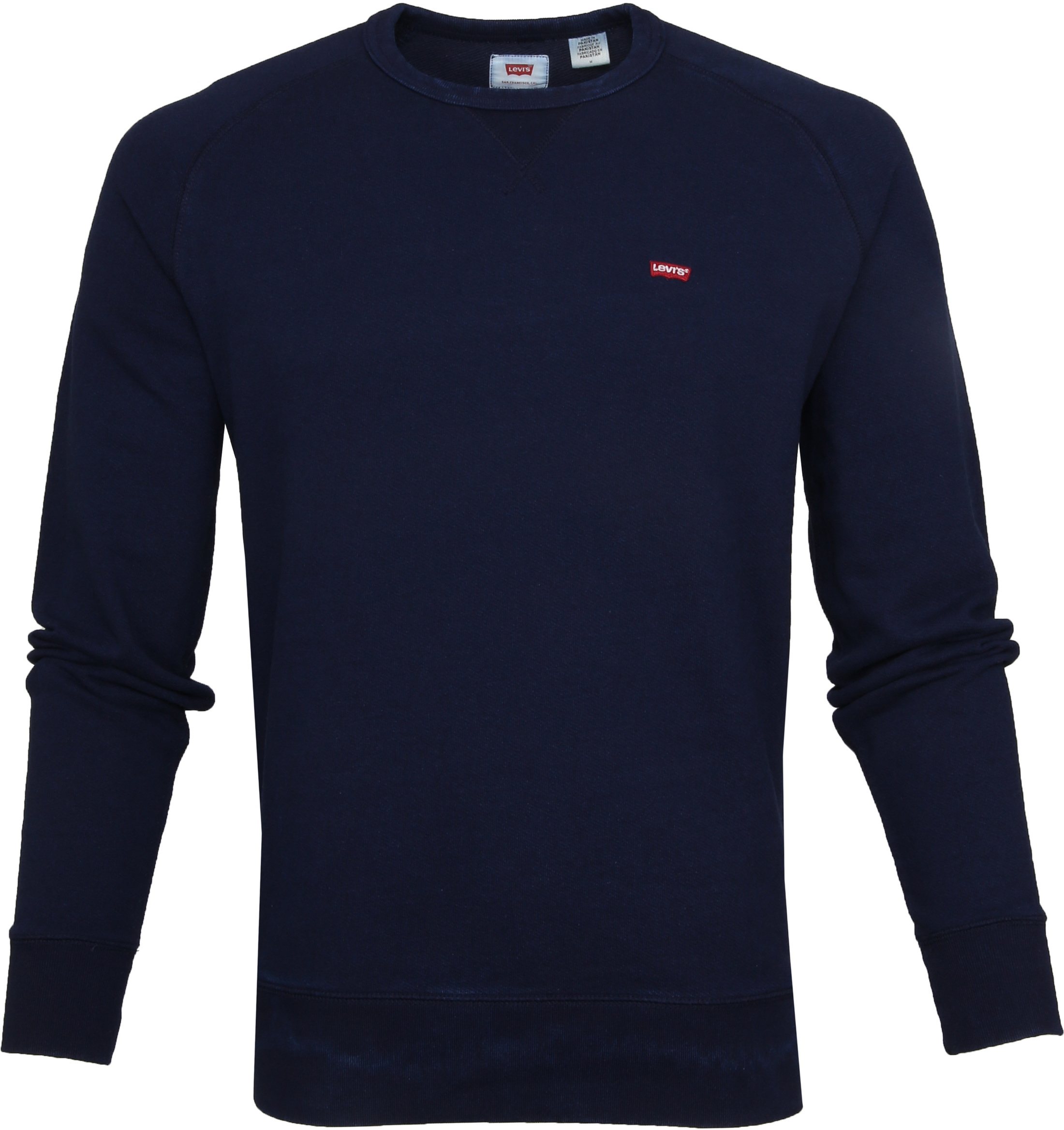 Levi's Original Sweater Navy photo 0