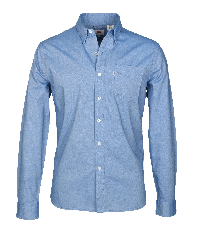Levi's Shirt Sunset Blauw foto 0