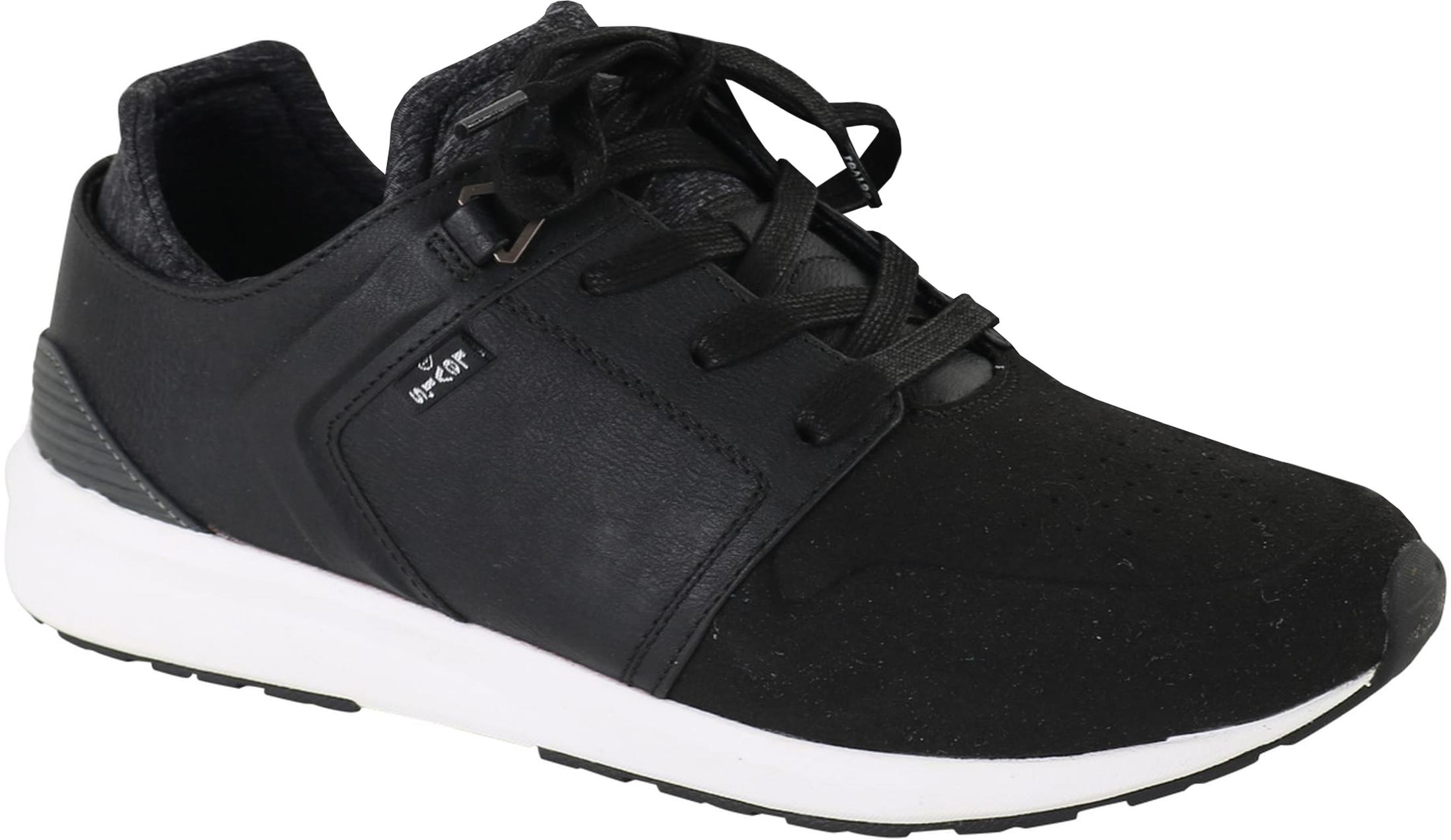 Levi's Sneaker Runner Zwart foto 0