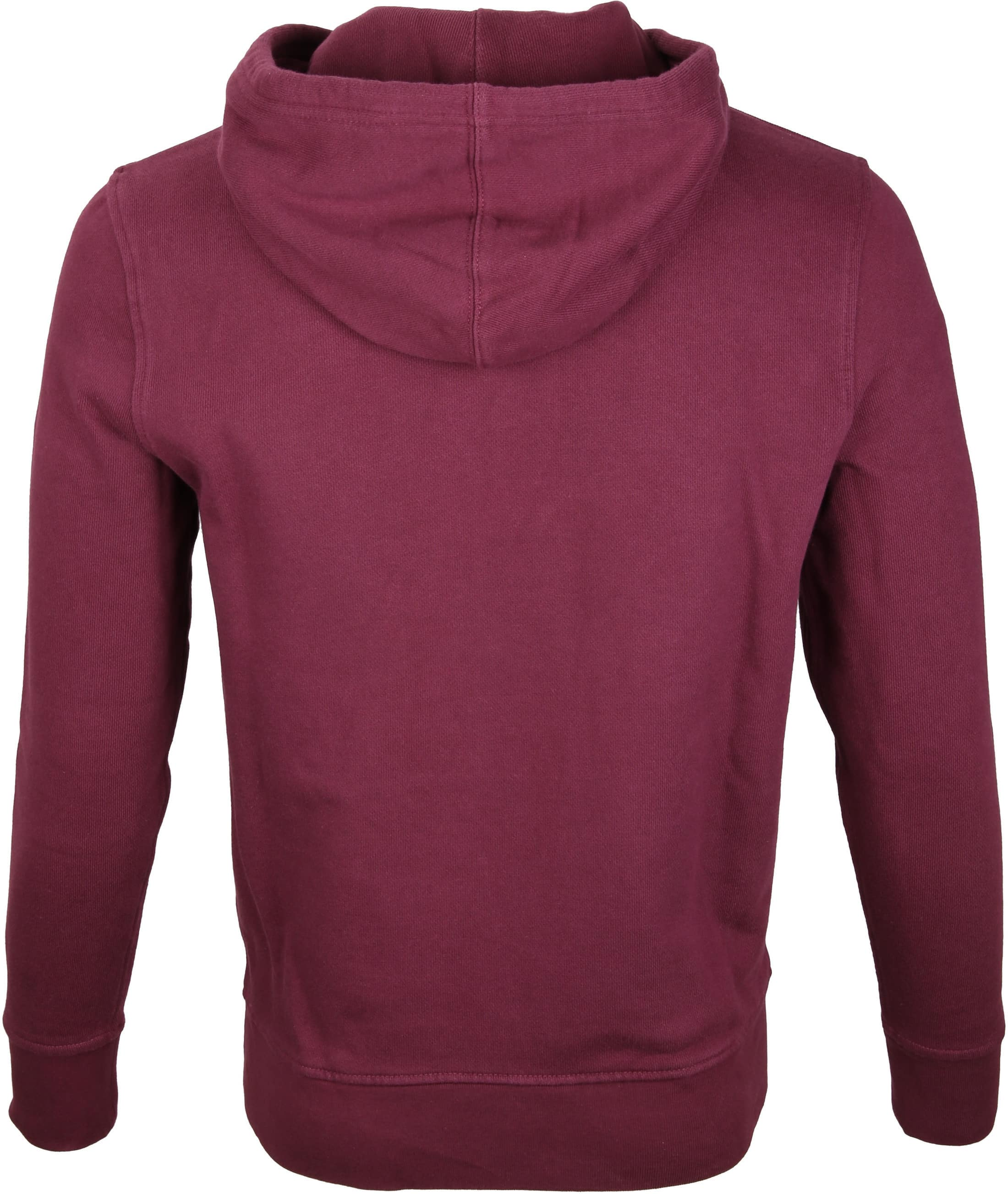 Levi's Sweater Captain Bordeaux foto 2