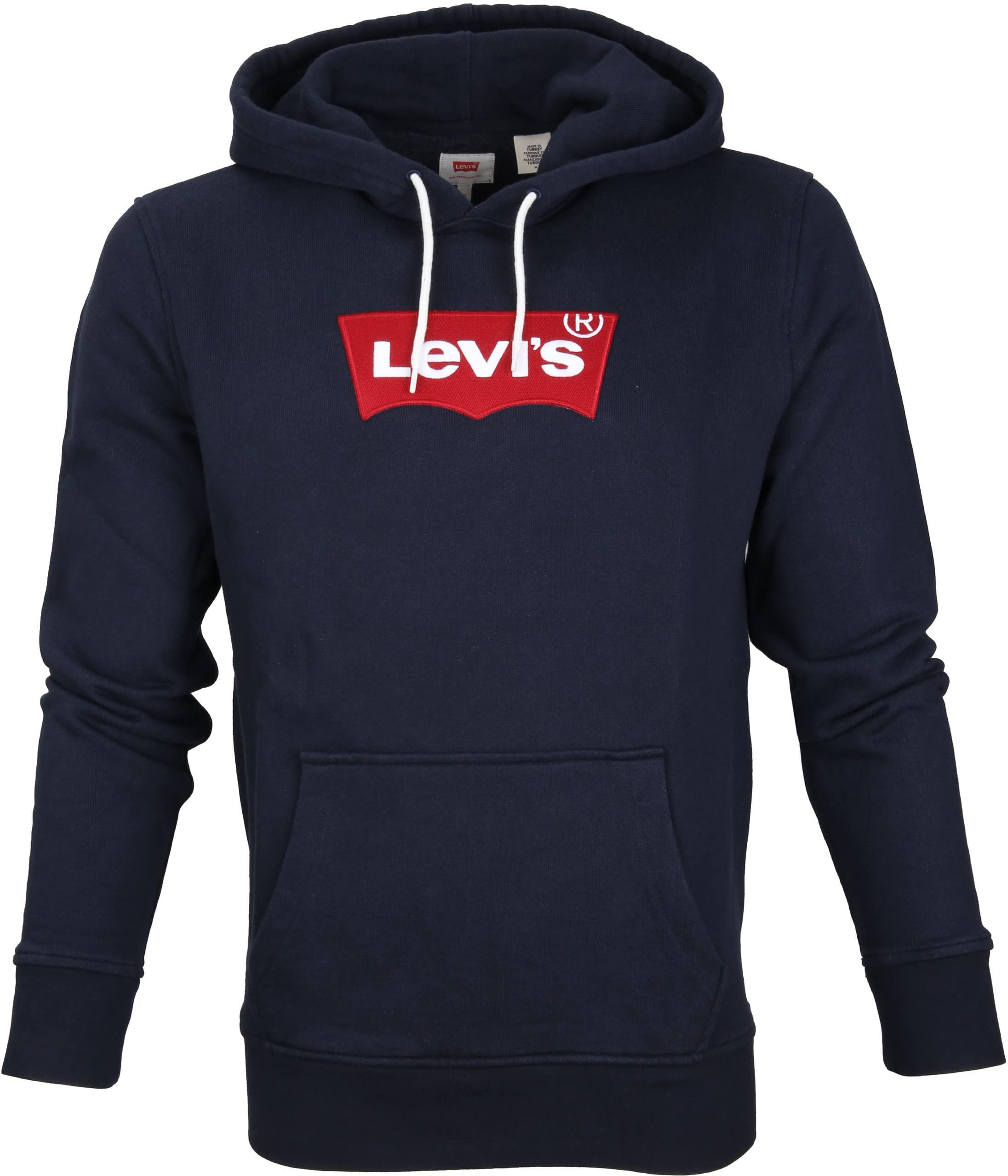 Levi's Sweater Captain Navy foto 0