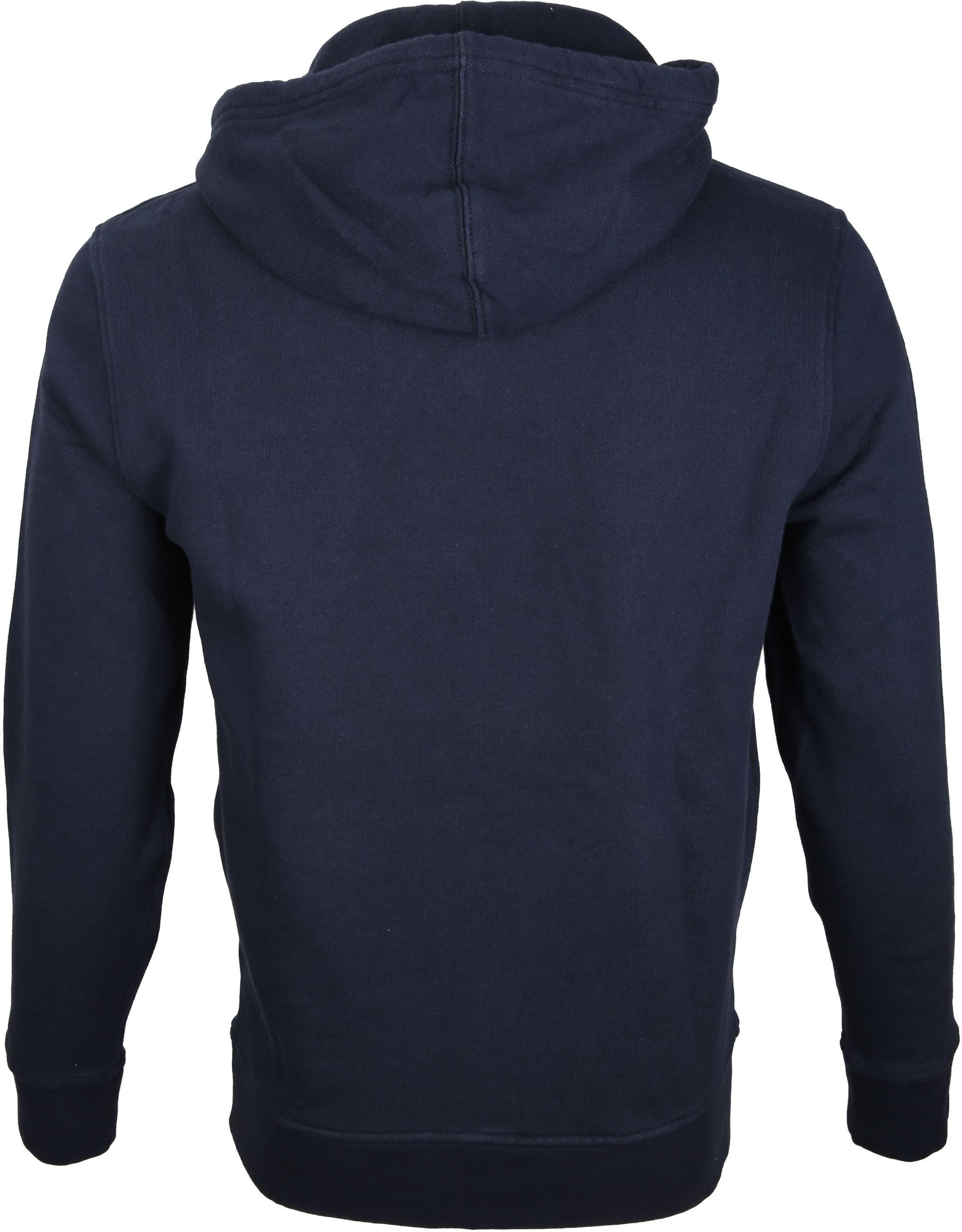 Levi's Sweater Captain Navy foto 2