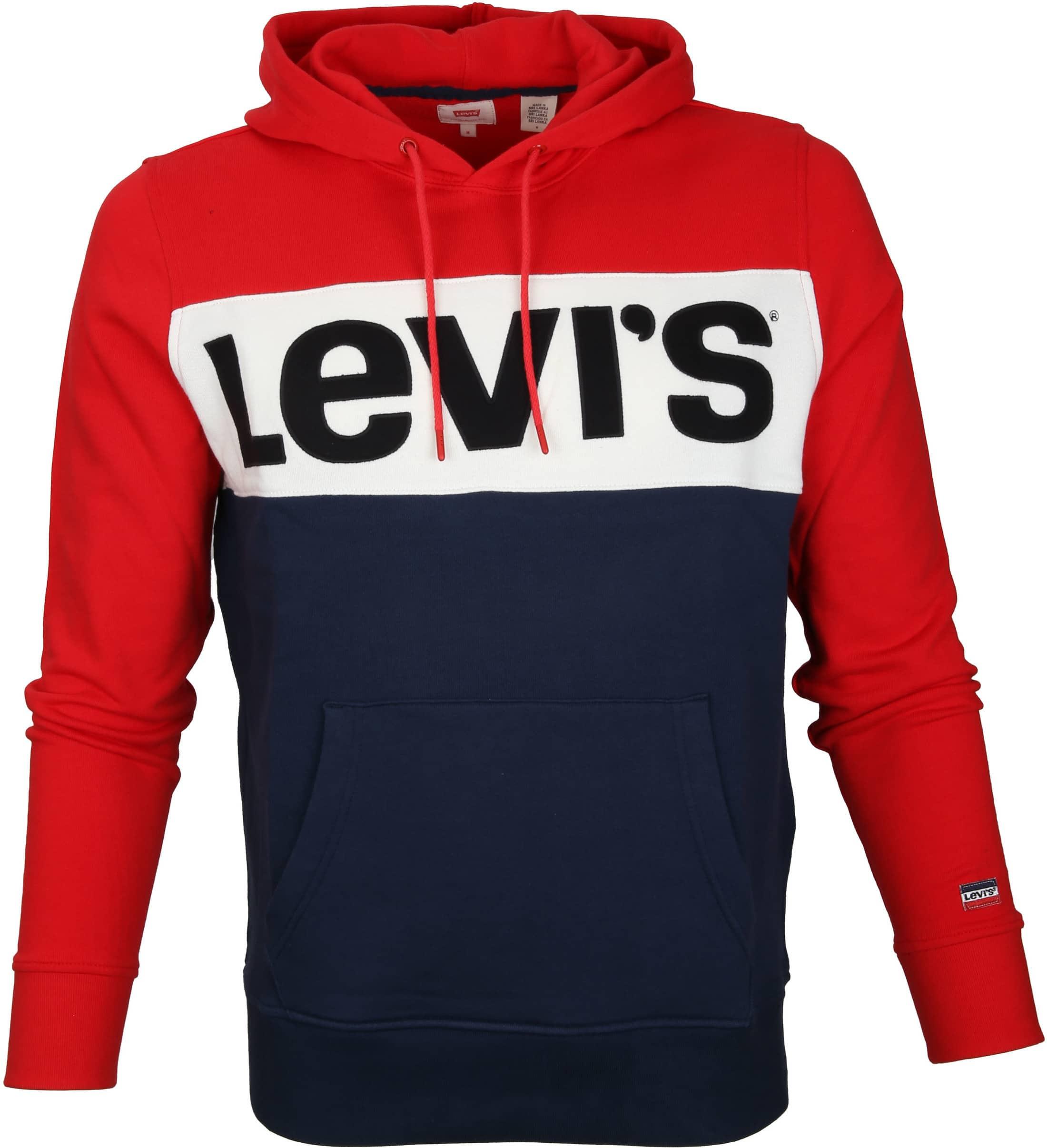 Levi's Sweater Colorblock foto 0