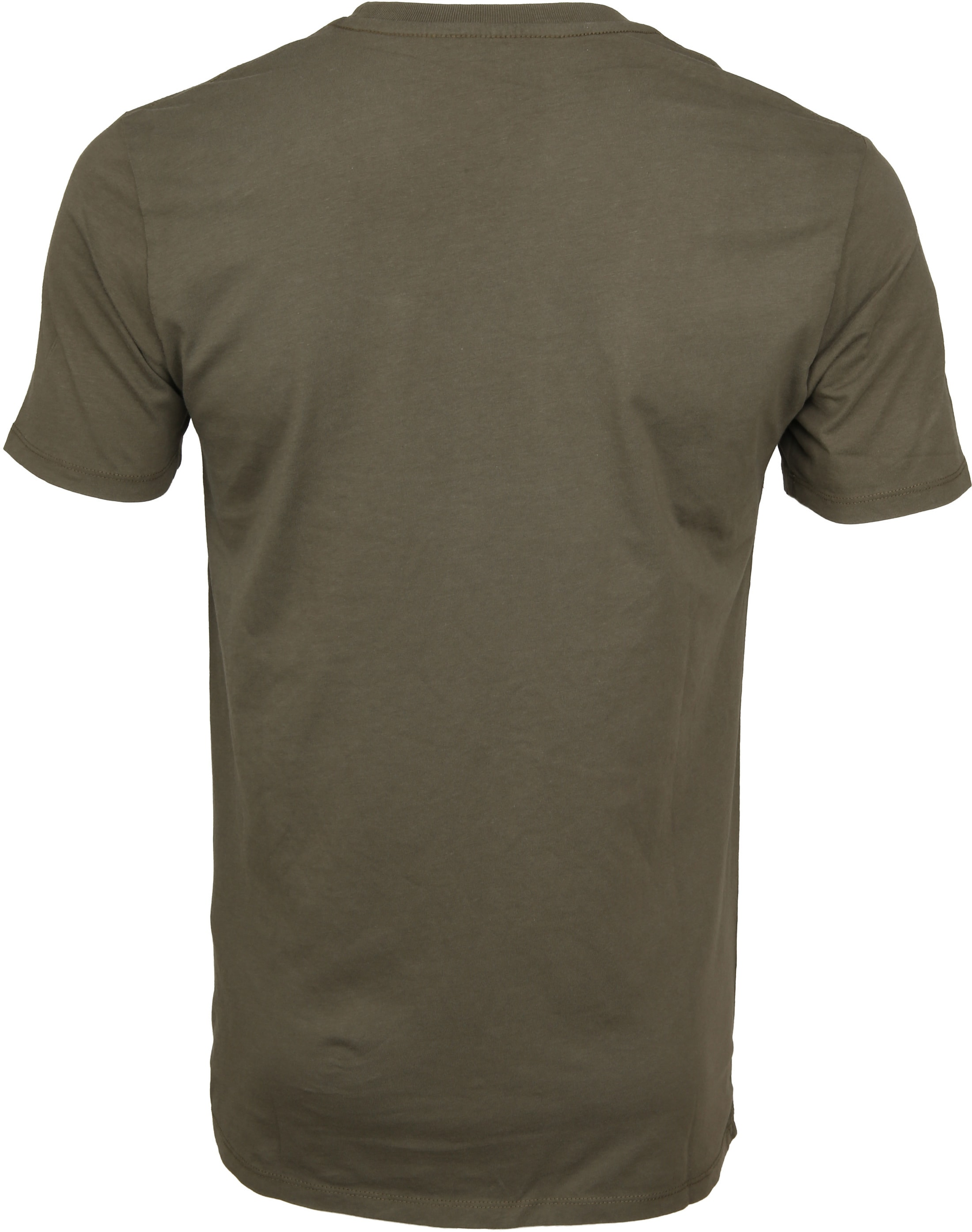 Levi's T-shirt Groen Logo foto 2