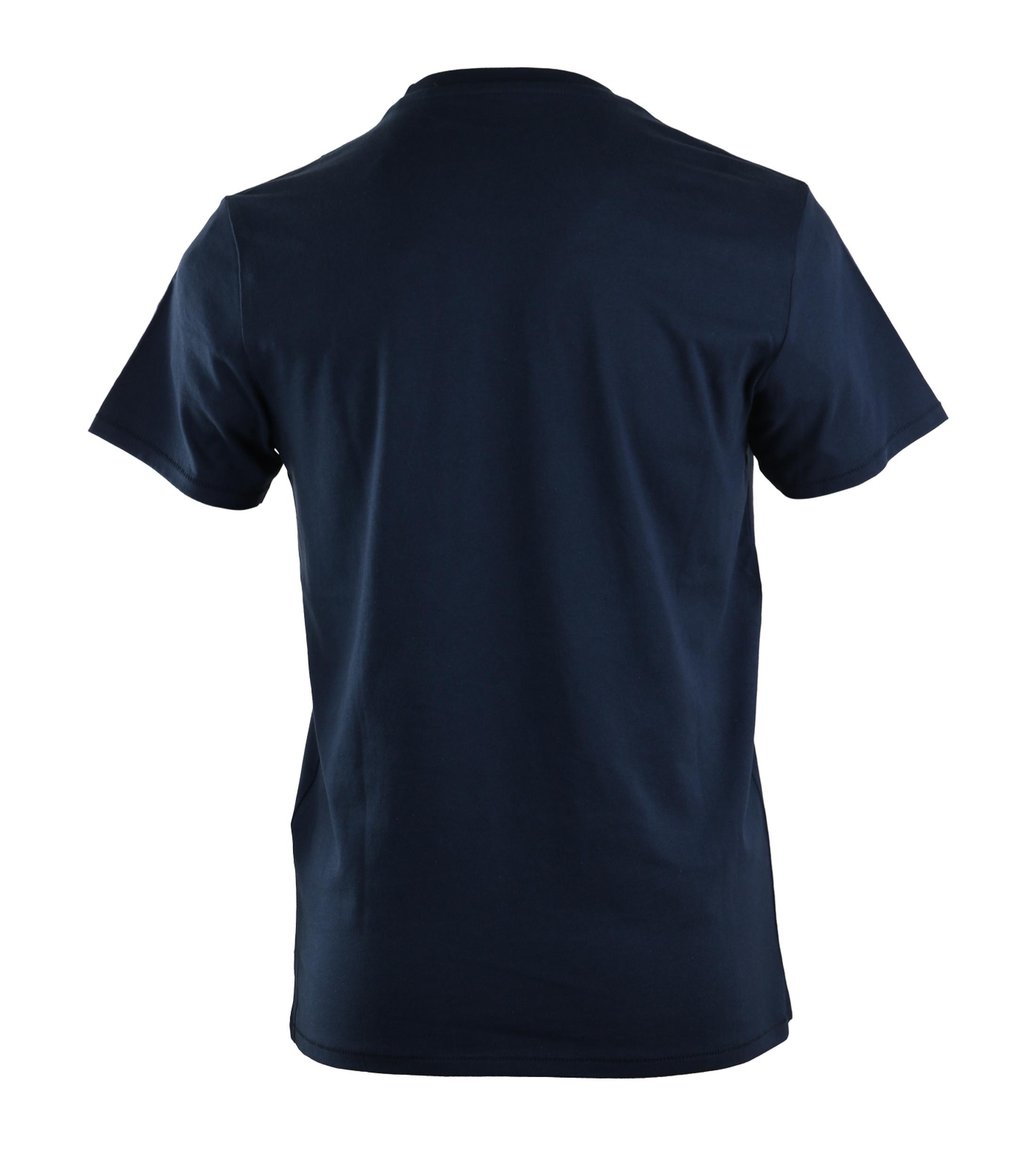 Levi's T-shirt Logo Donkerblauw foto 1
