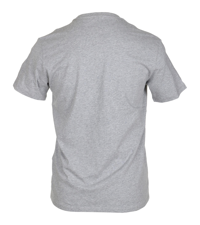 Levi's T-shirt Logo Grijs foto 2