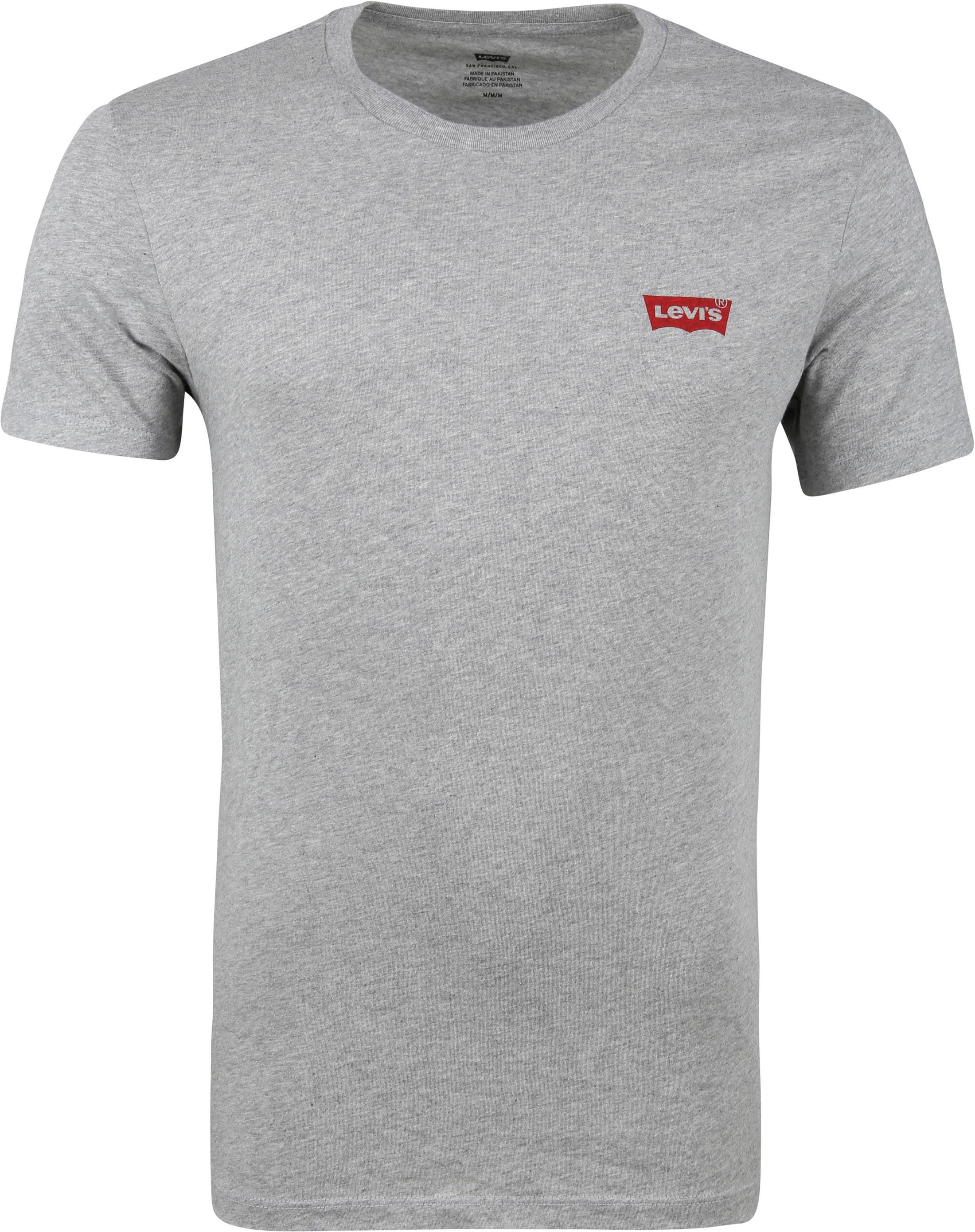 Levi's T-shirt O-Hals 2Pack Foto 5