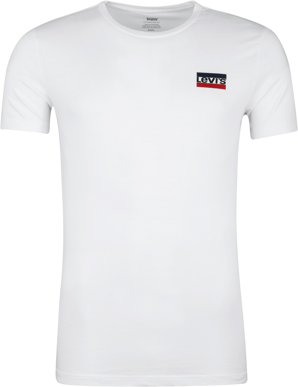 Levi's T-shirt O-Neck 2Pack photo 1