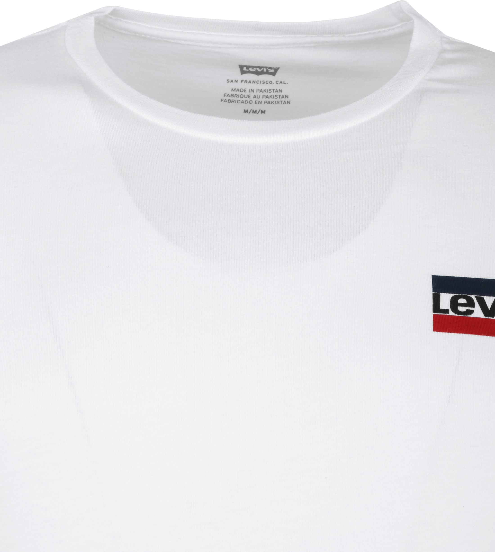 Levi's T-shirt O-Neck 2Pack photo 2