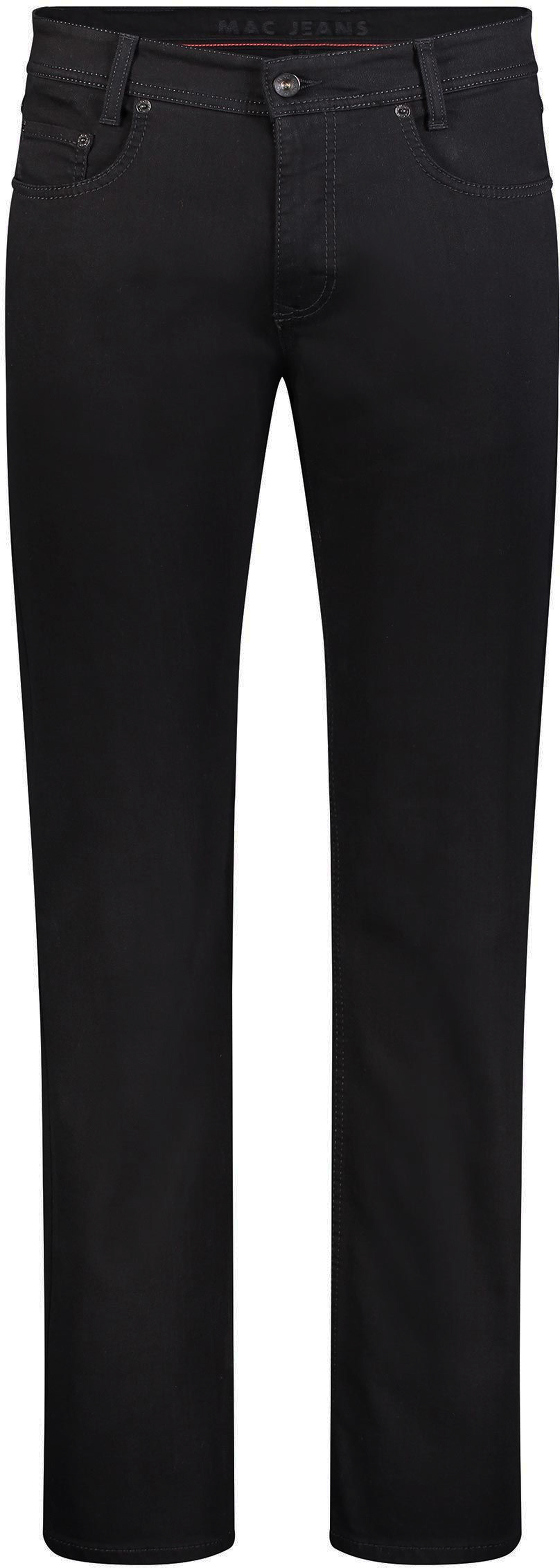 Mac Broek Arne Stretch Black H900