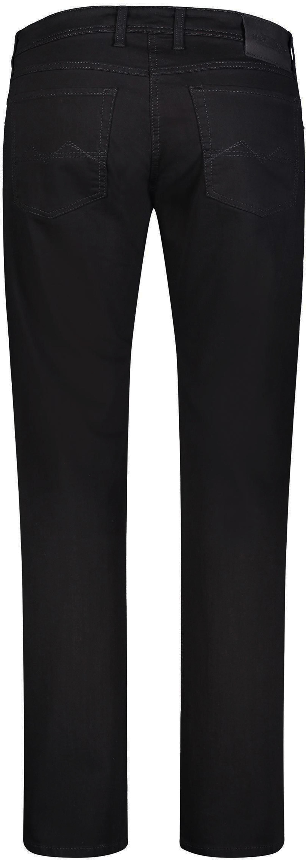 Mac Hose Arne Stretch Black H900