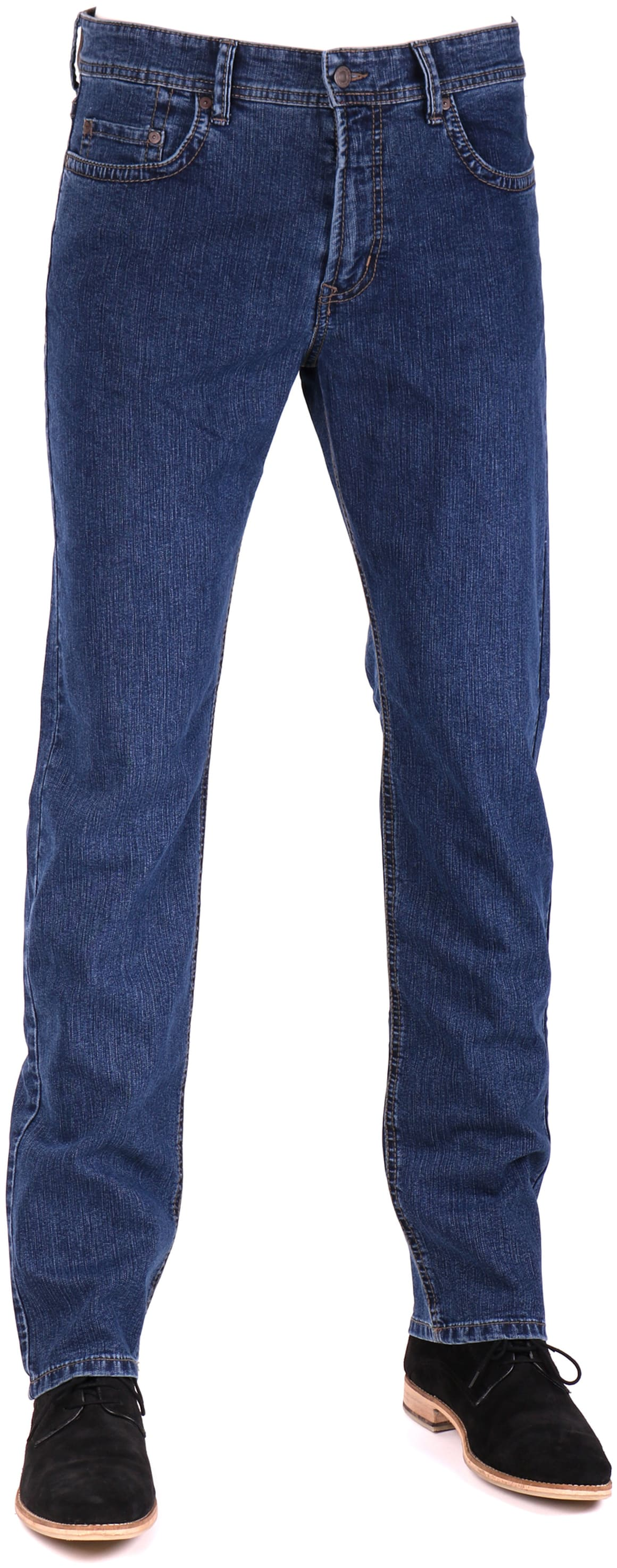 Mac Hose Ben Stretch Stonewash Dark H108 foto 0