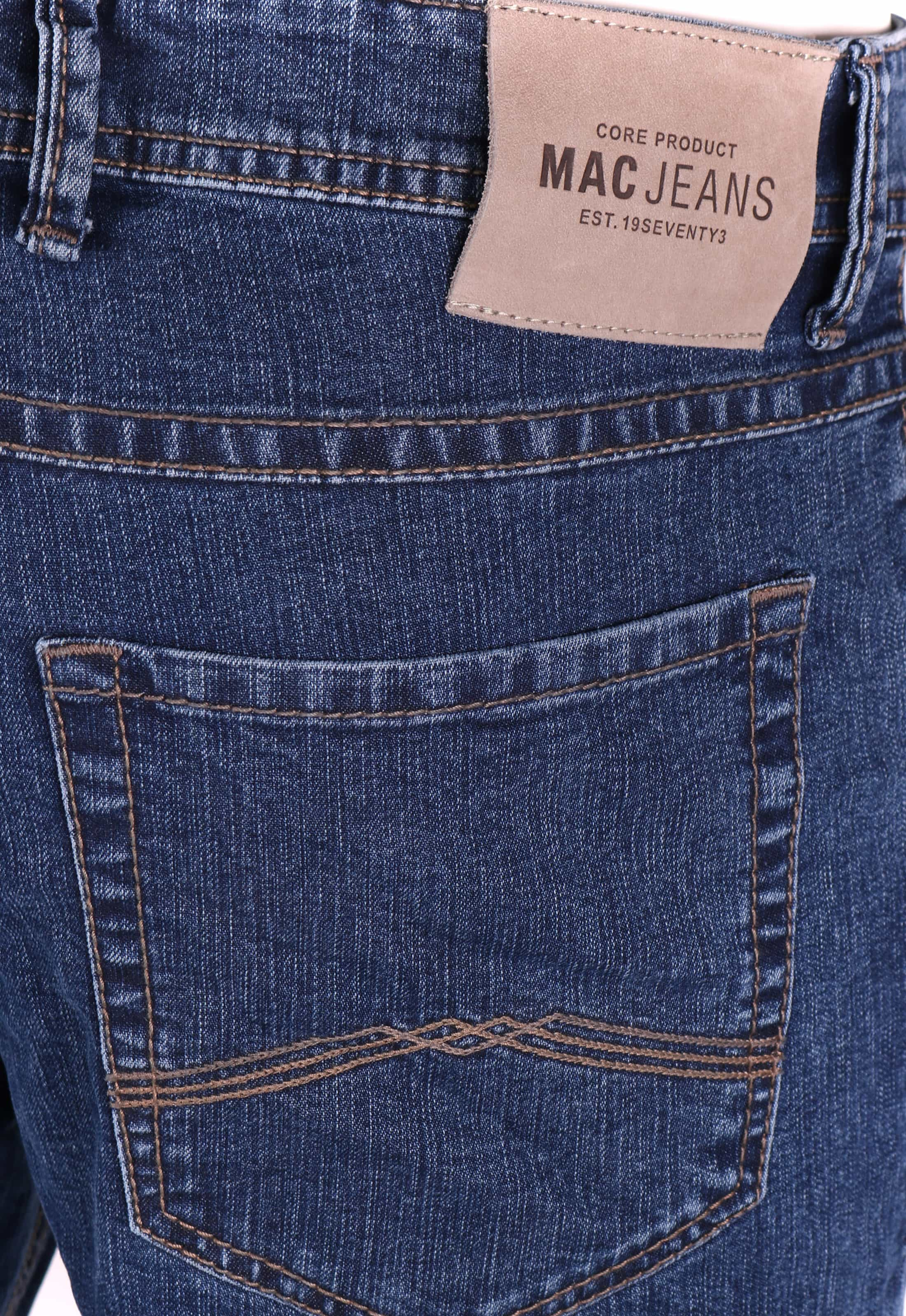 Mac Hose Ben Stretch Stonewash Dark H108 foto 3