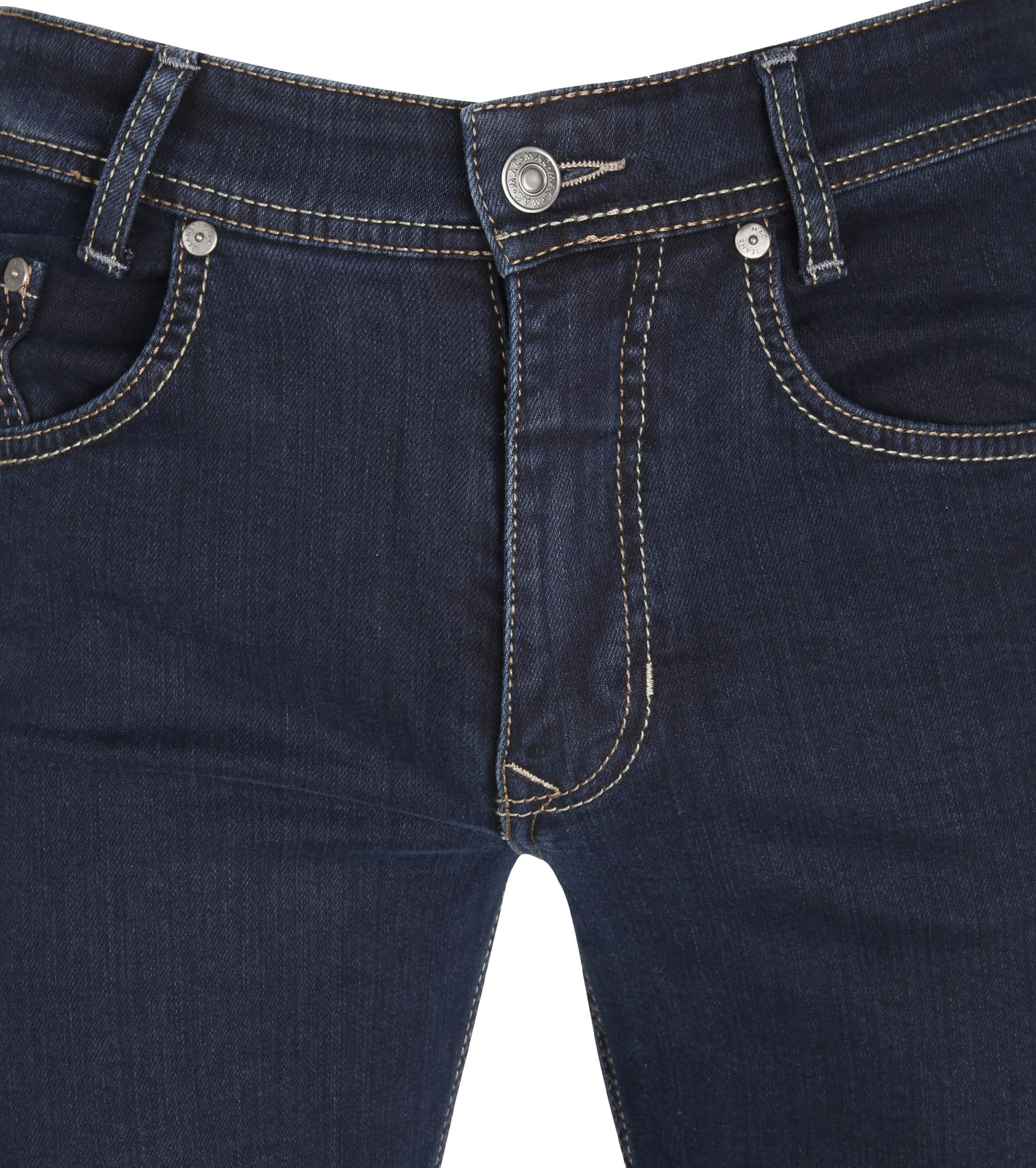 Mac Jeans Arne Stretch Blue Black H799 foto 2