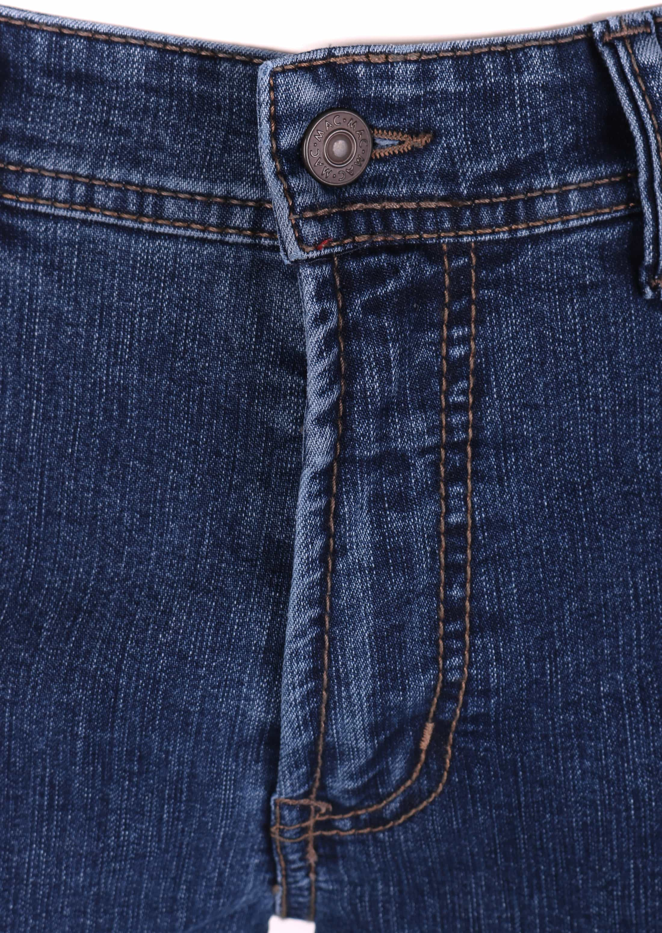 MAC Jeans Ben Stretch Stonewash Dark H108 foto 2