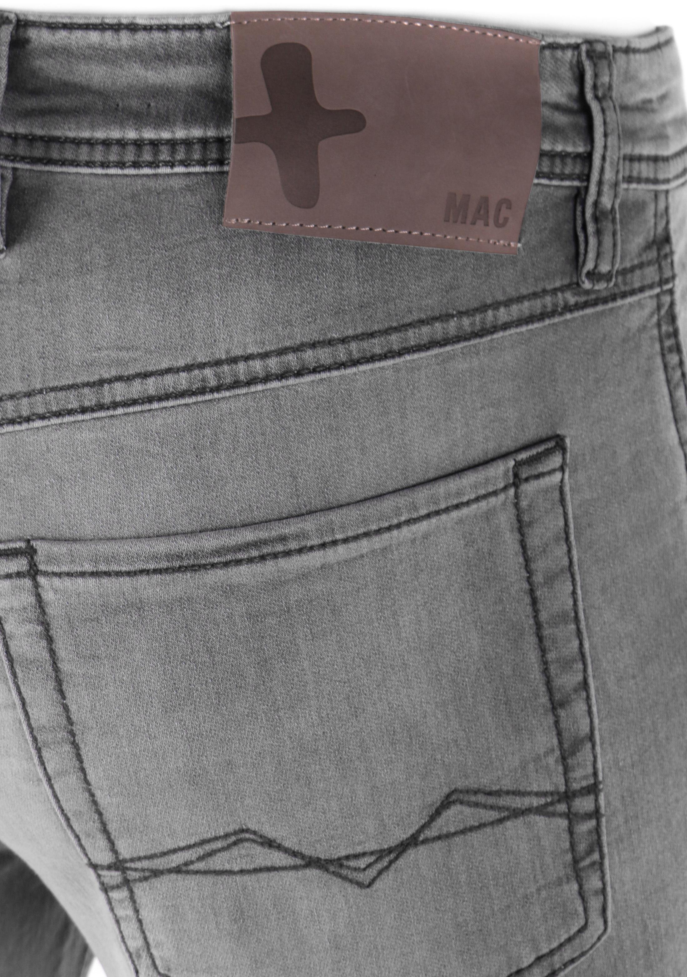 Mac Jog N Jeans Grijs H825 foto 2