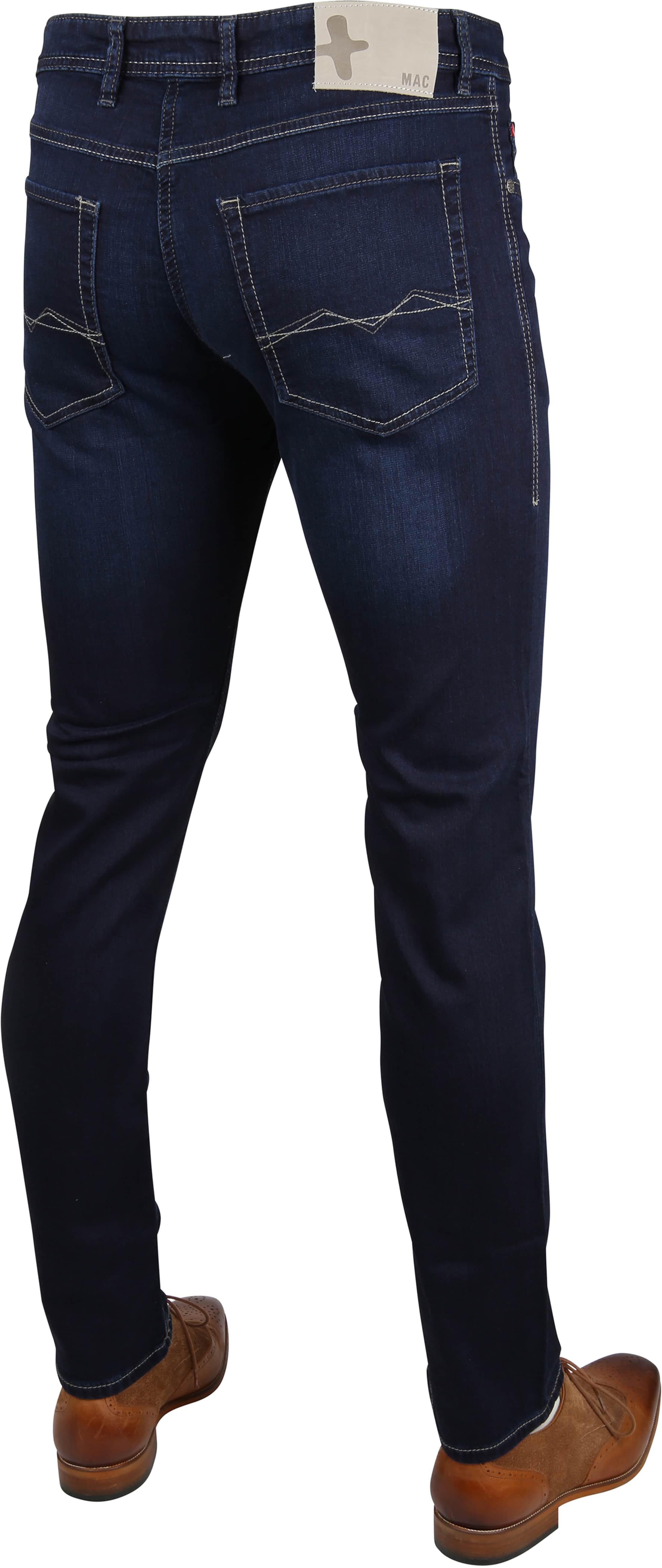 Mac Jog 'n Jeans Navy foto 2