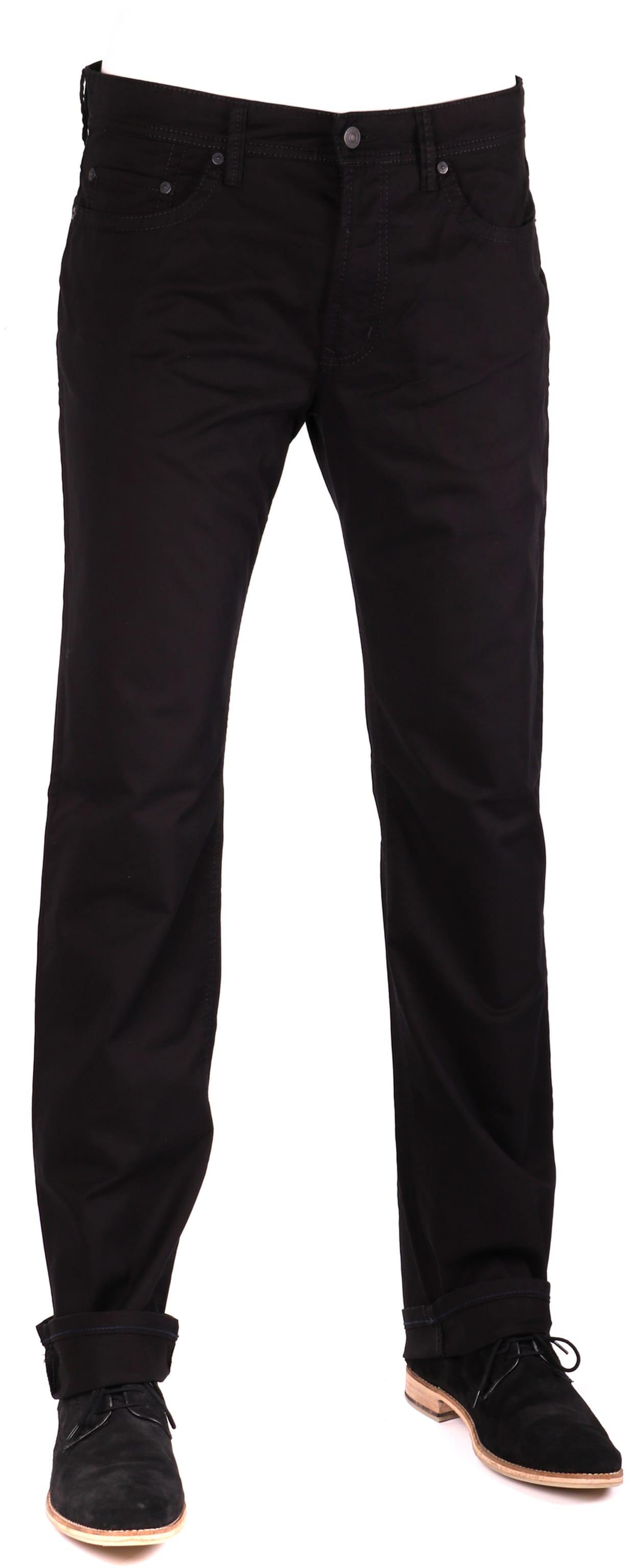 Mac Trousers Ben Black photo 0